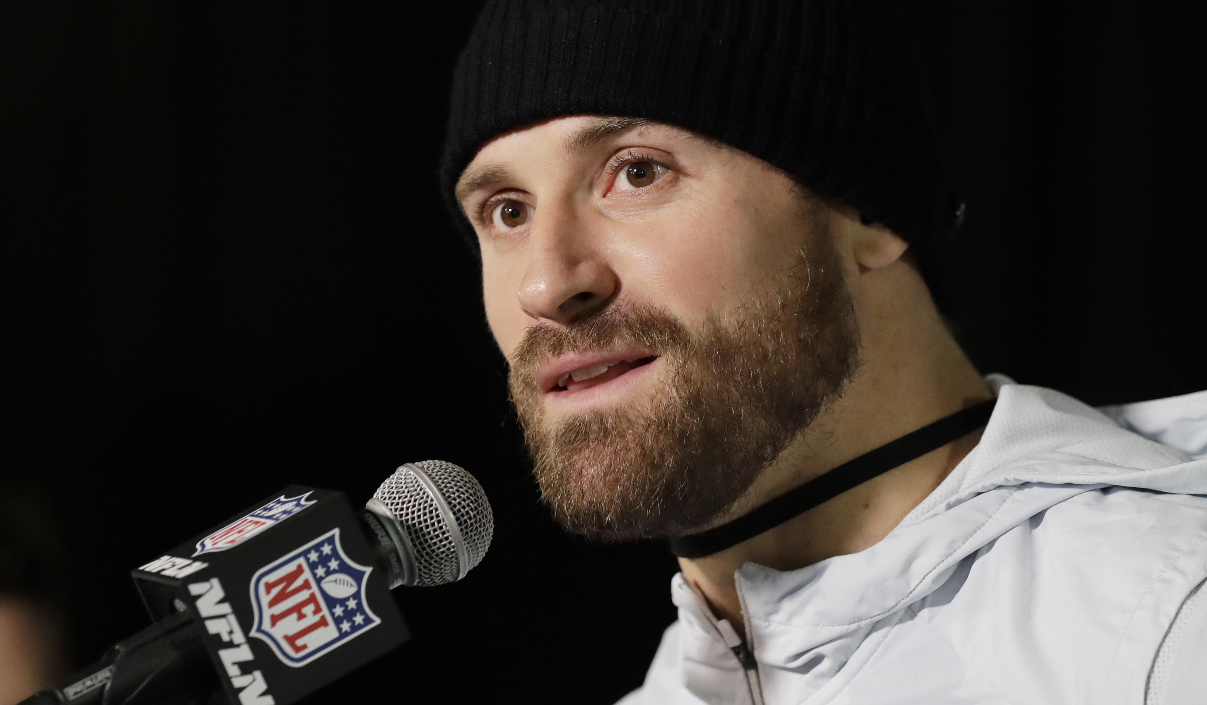 Chris Long is frustrated he did not react to racial unrest until it hit his home town
