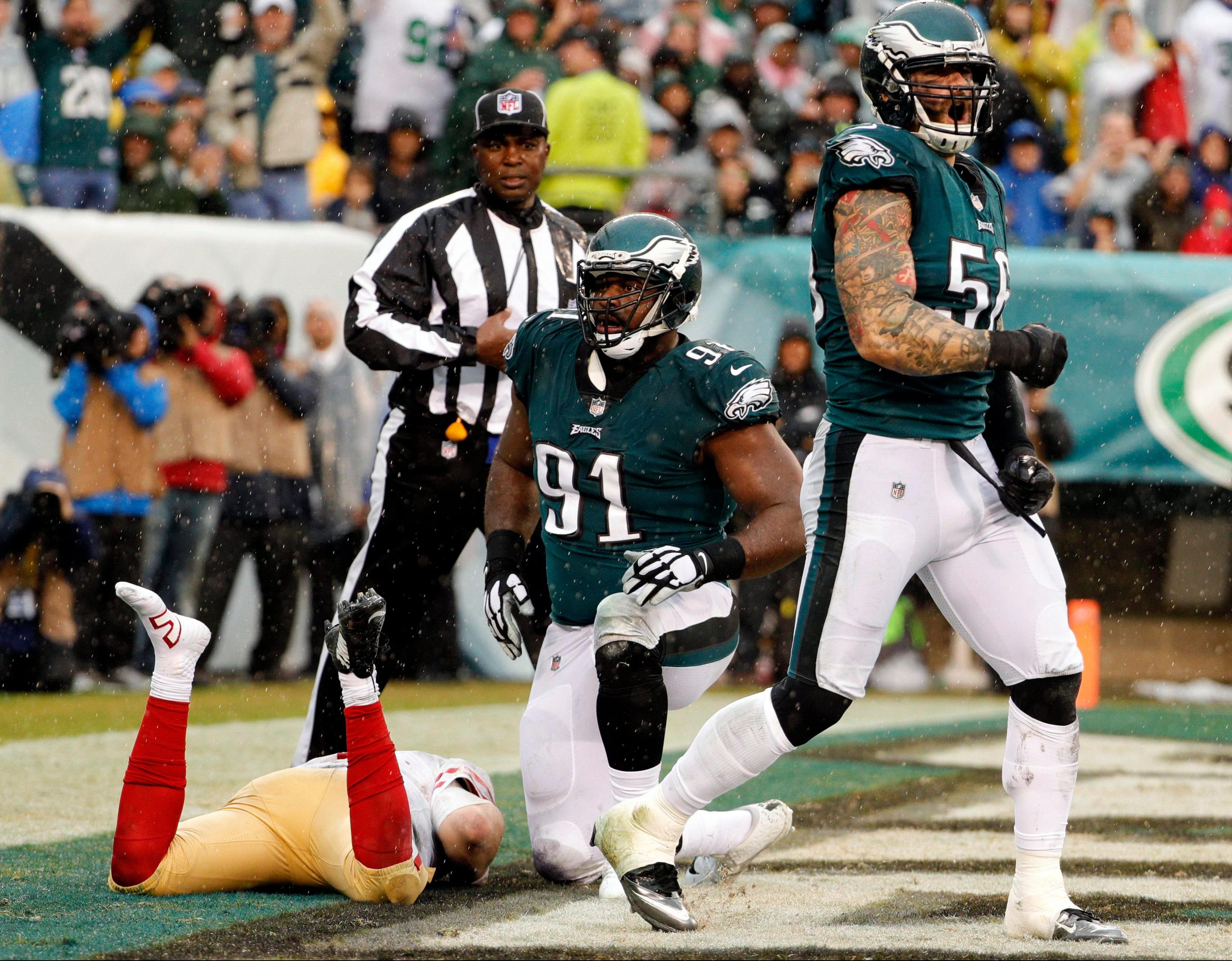 Chris Long is targeting more Super Bowl glory - this time with Philadelphia Eagles