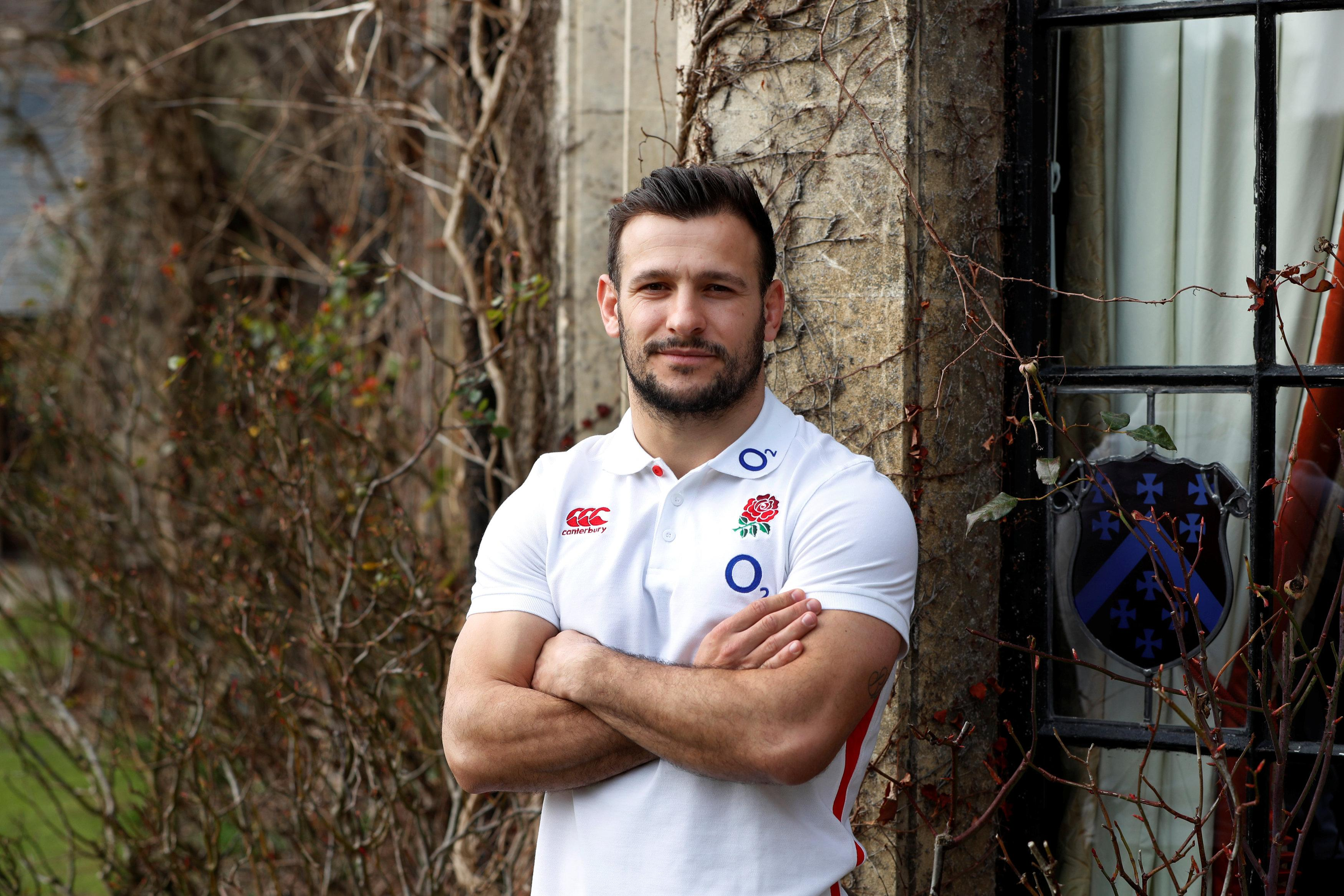 Danny Care has revealed the hierarchy at England's Pennyhill Park hotel