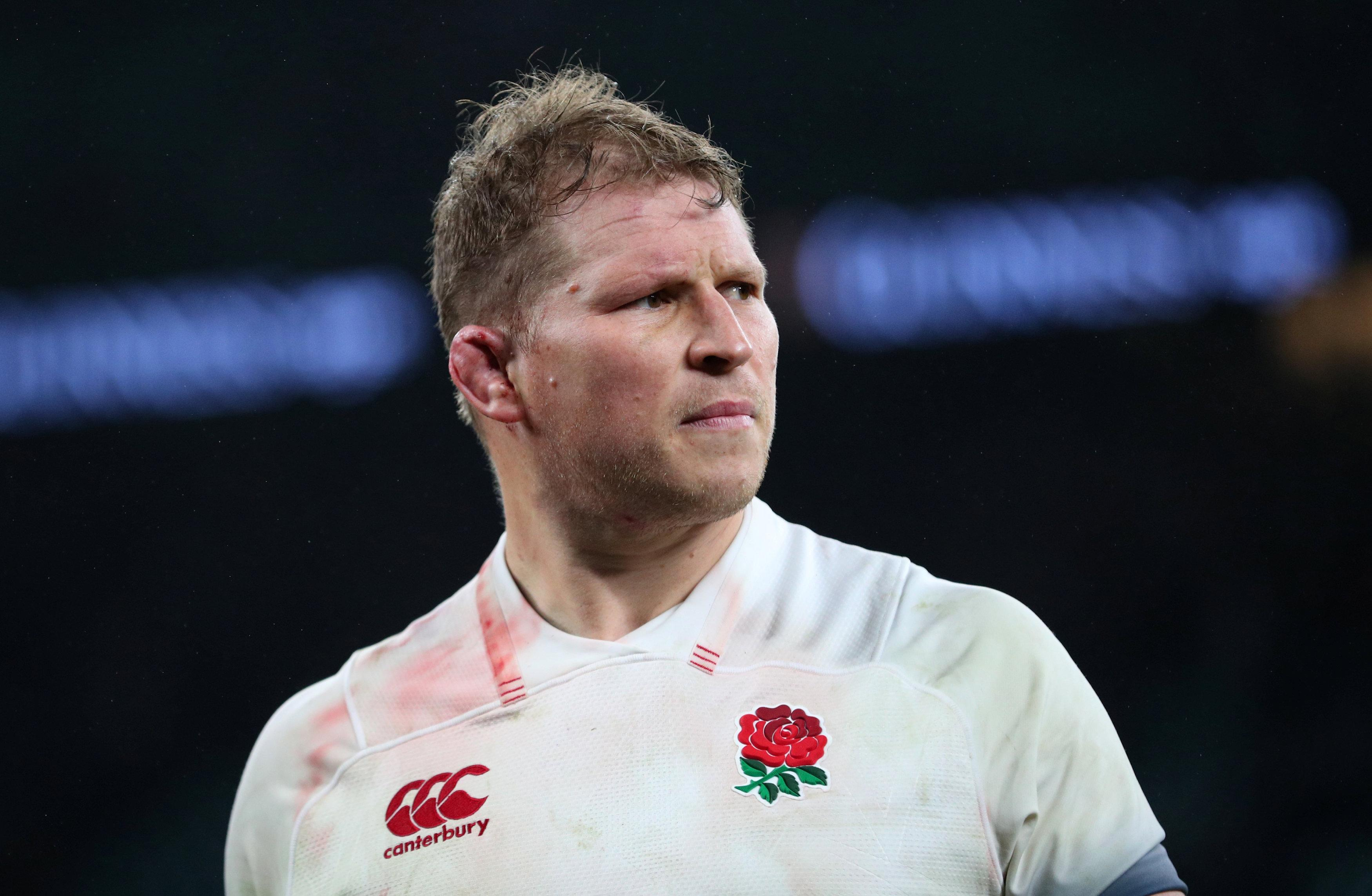 England skipper Dylan Hartley is one the players to get a plush room