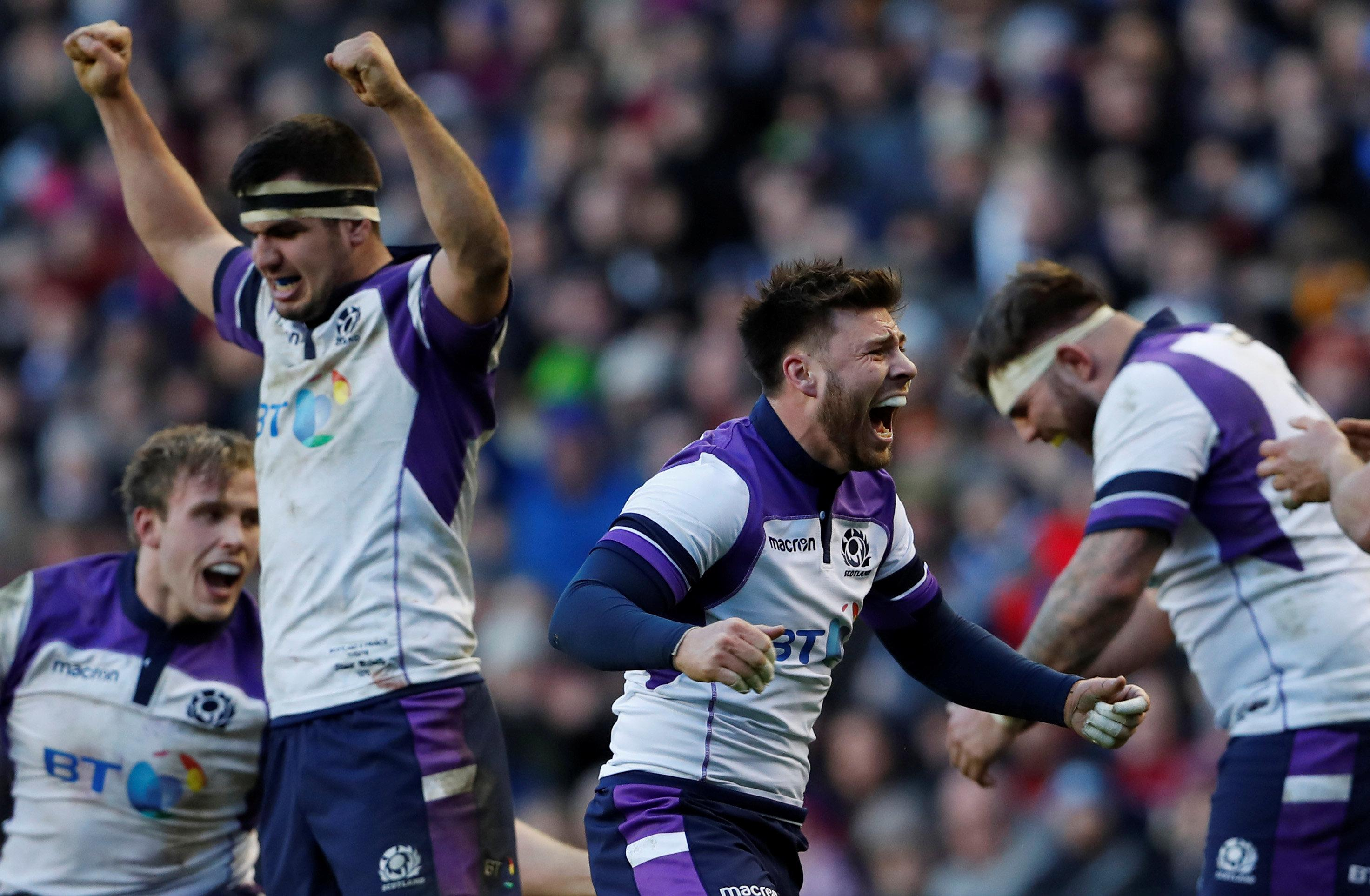 Scotland will look to put themselves in Six Nations contention with a win over England on Saturday