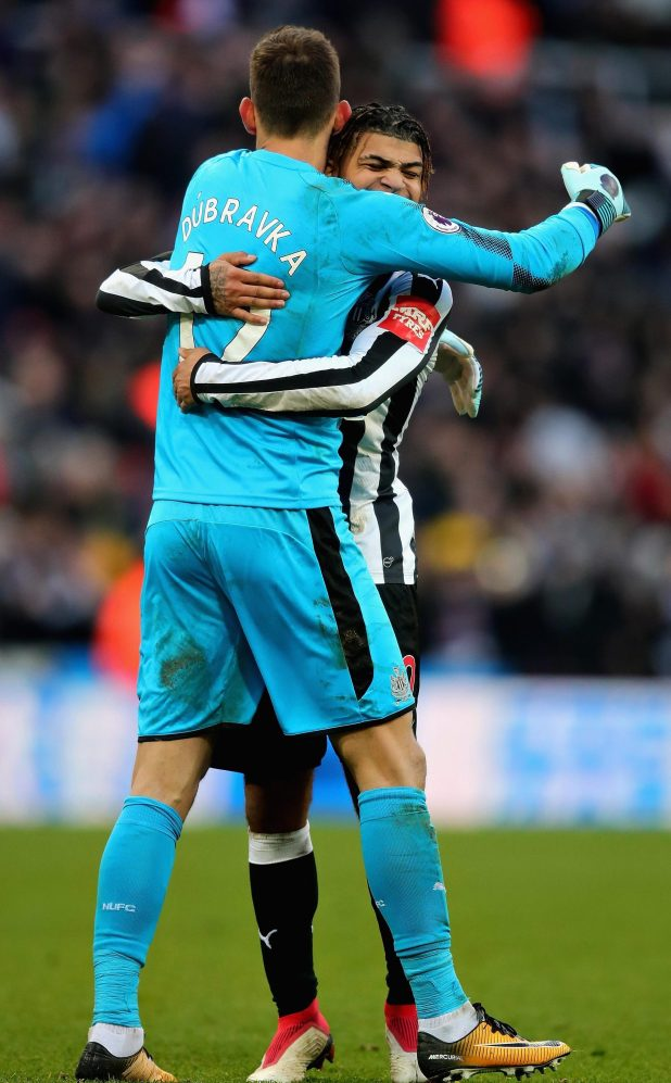 nintchdbpict000384420015 e1518522982855 - Newcastle can snap-up Martin Dubravka for just £three.5m from Sparta Prague at end of season