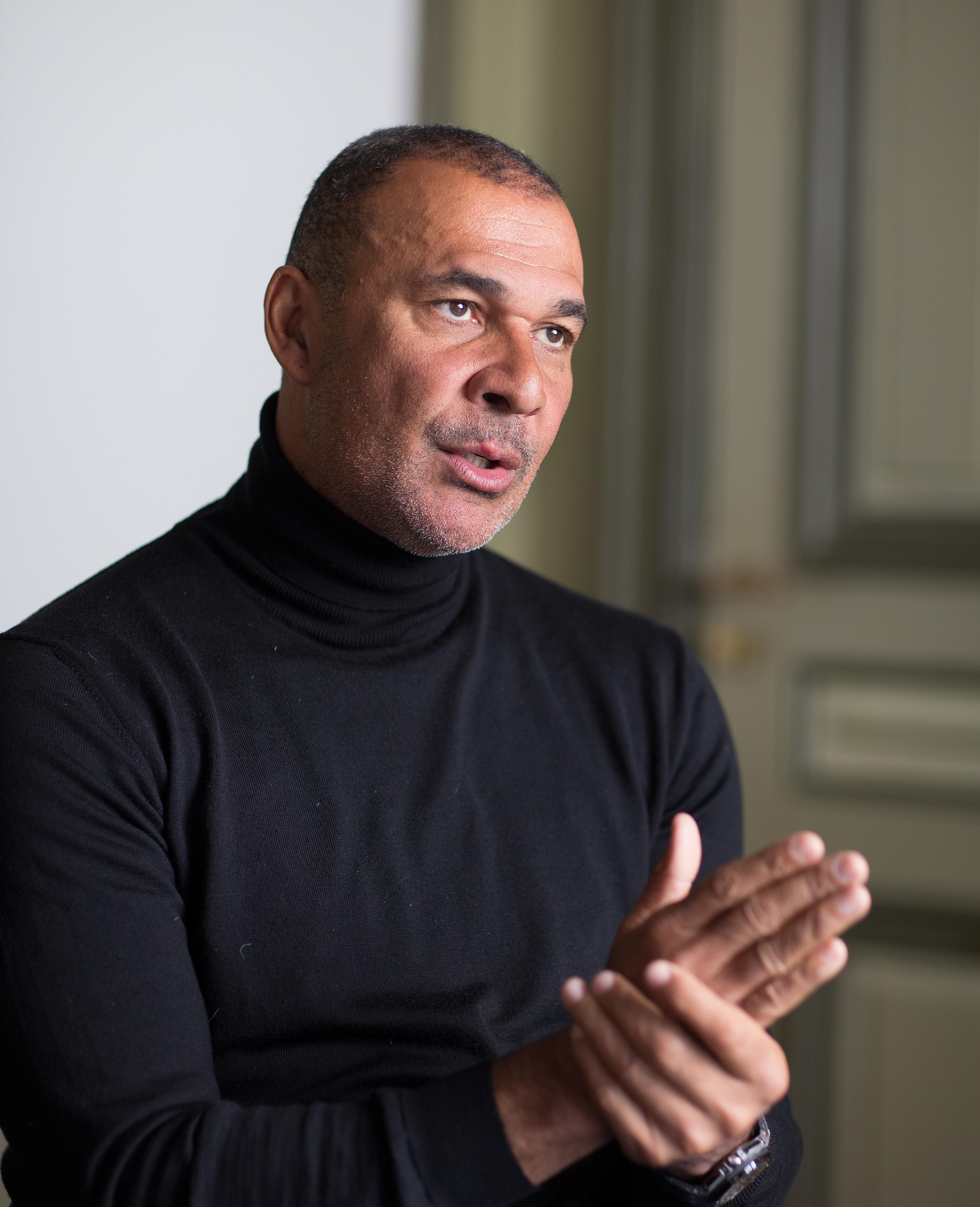 Gullit says he wants to help bring eSports into the mainstream