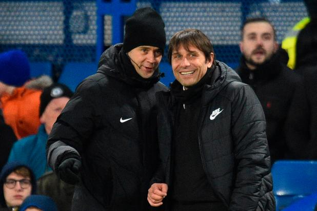 nintchdbpict000384684977 - Antonio Conte vows to scrap on until the end as Chelsea fans chant his name in West Brom win