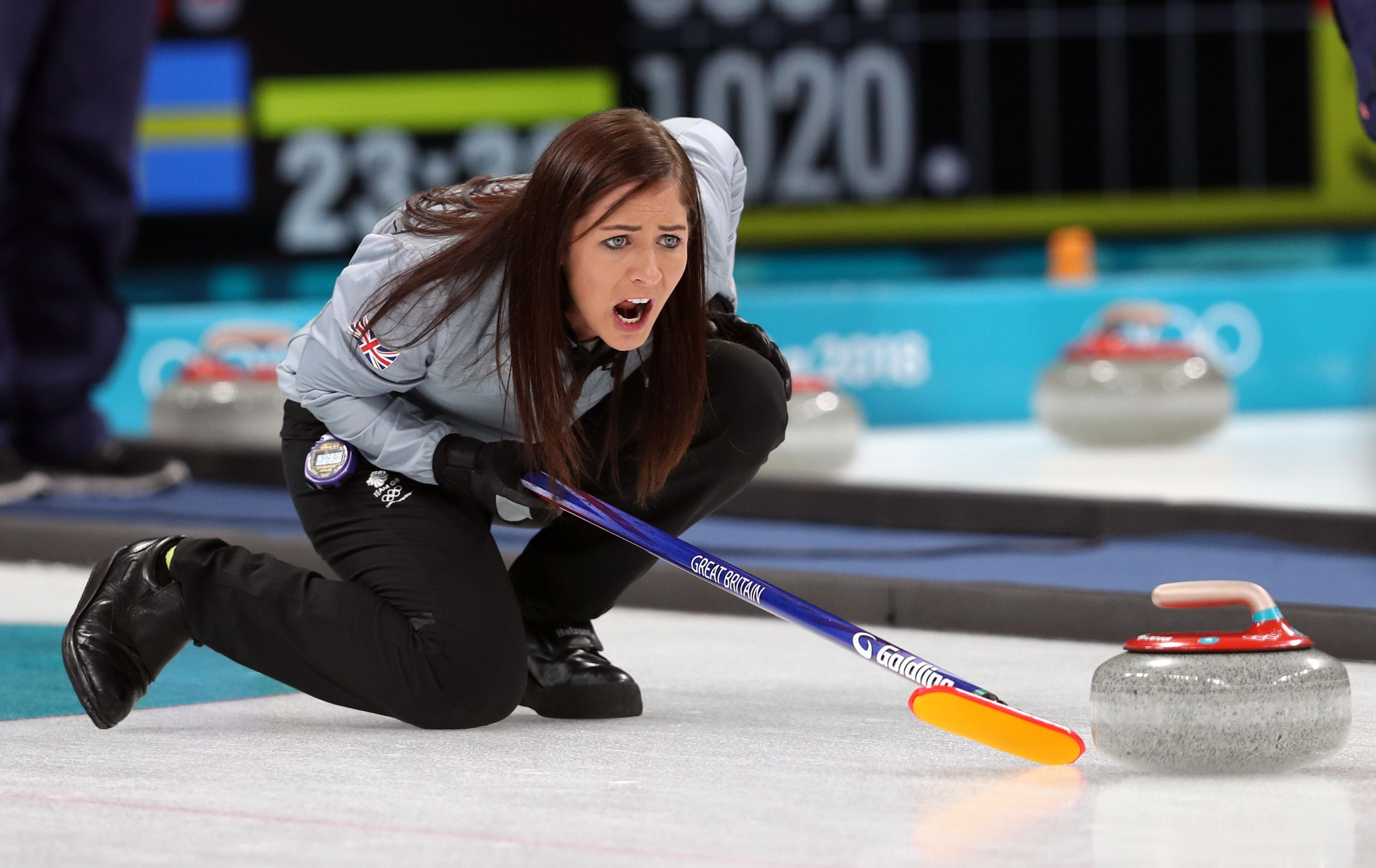 Eve Muirhead is looking to improve on a bronze medal in Sochi