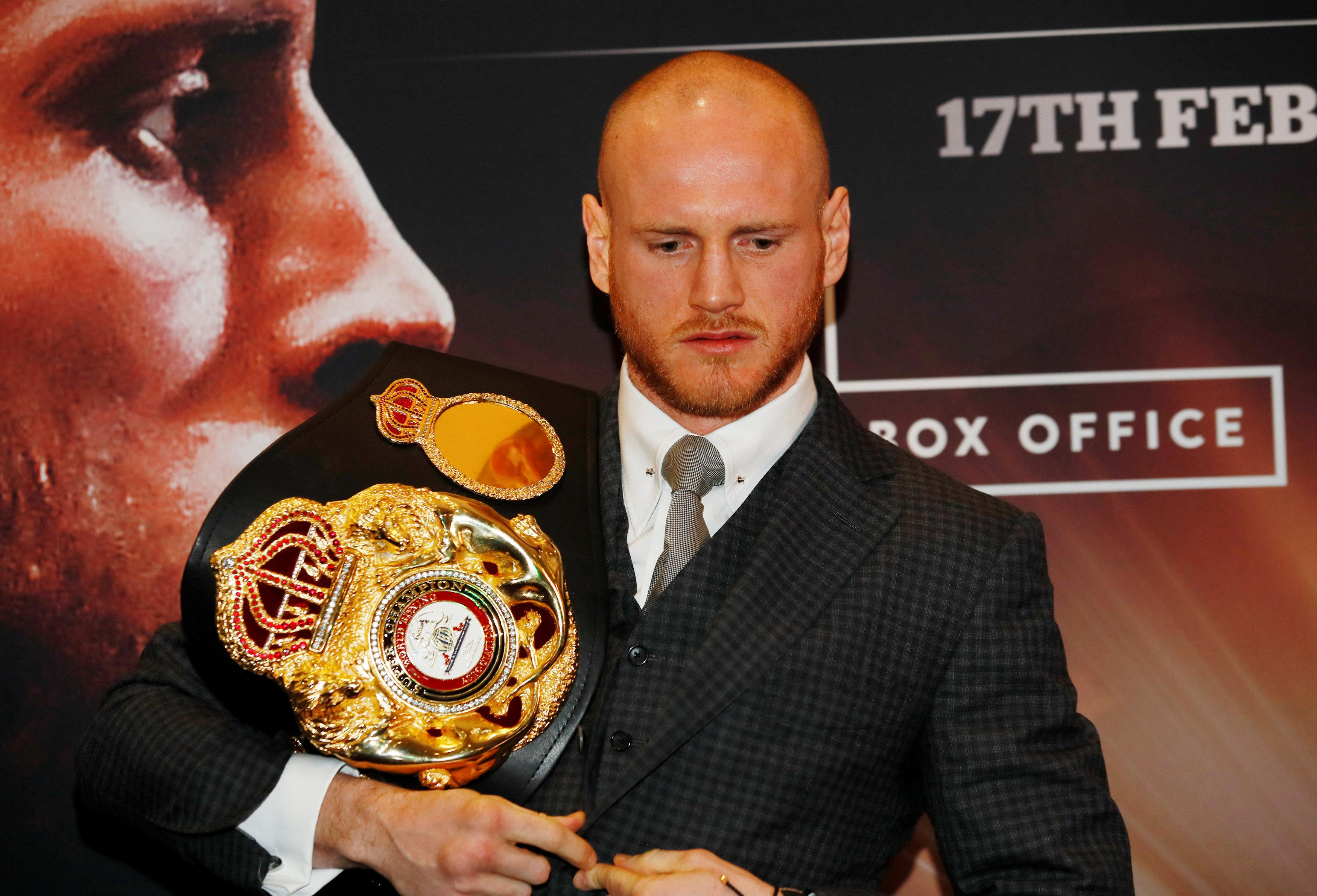 Londoner George Groves is the underdog as he bids to keep hold of his world title against Chris Eubank Jr at the Manchester Arena this weekend