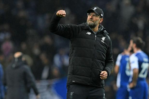nintchdbpict000385218035 - Porto 0 Liverpool five: Jurgen Klopp hails 'perfect' display as his side rewrite history