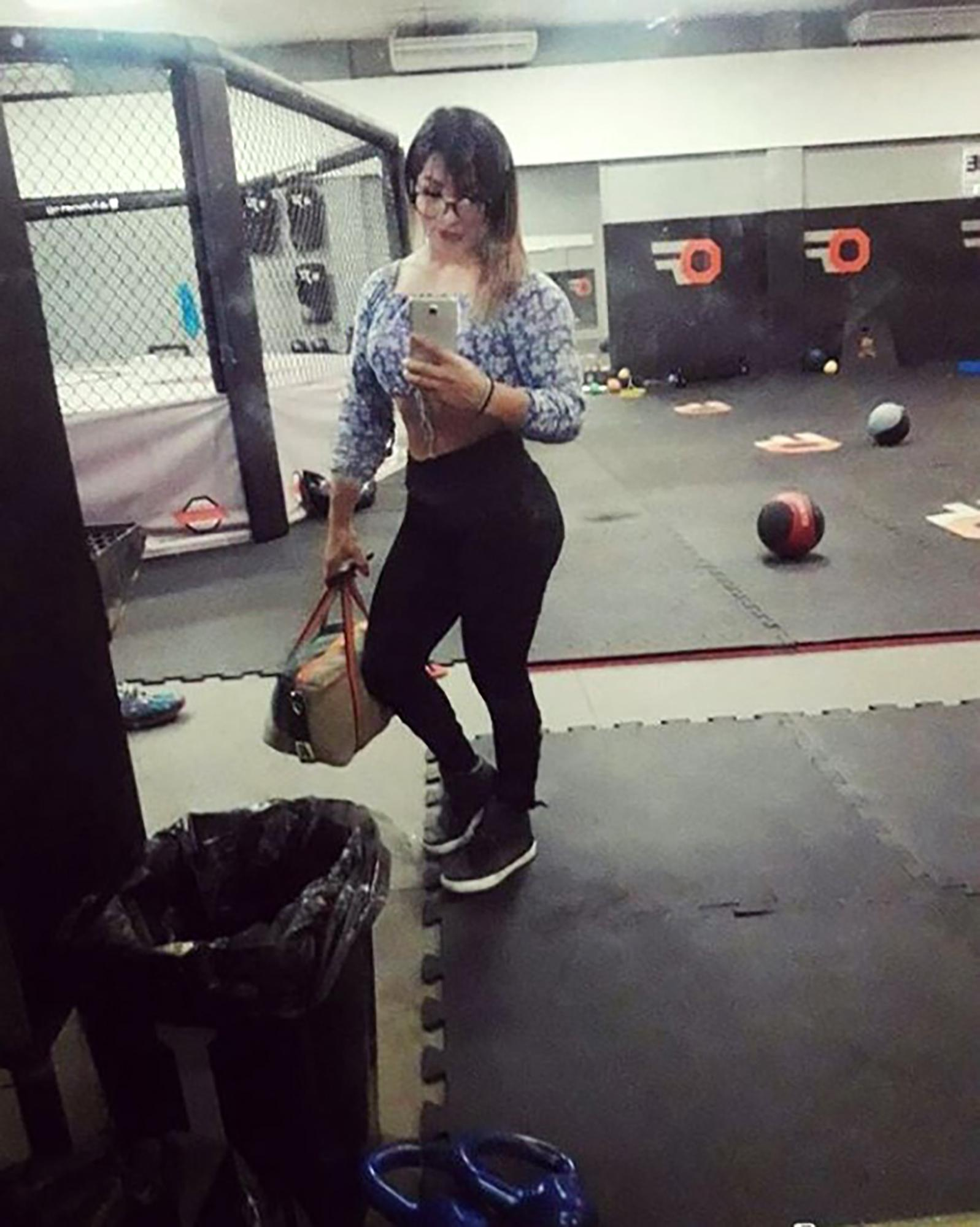 Anne Veriato says she never considered fighting women as she switches to MMA