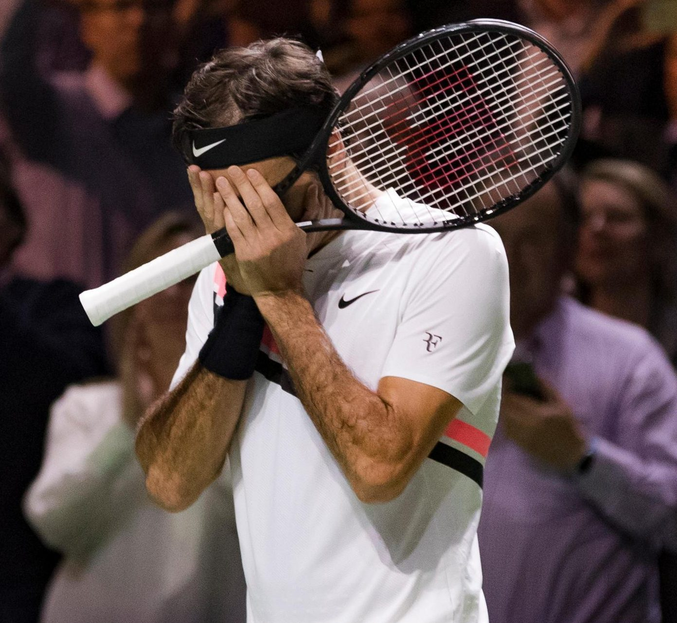 Swiss hero Roger Federer reflects on what he says might be the greatest achievement of his career - topping the world rankings aged 36