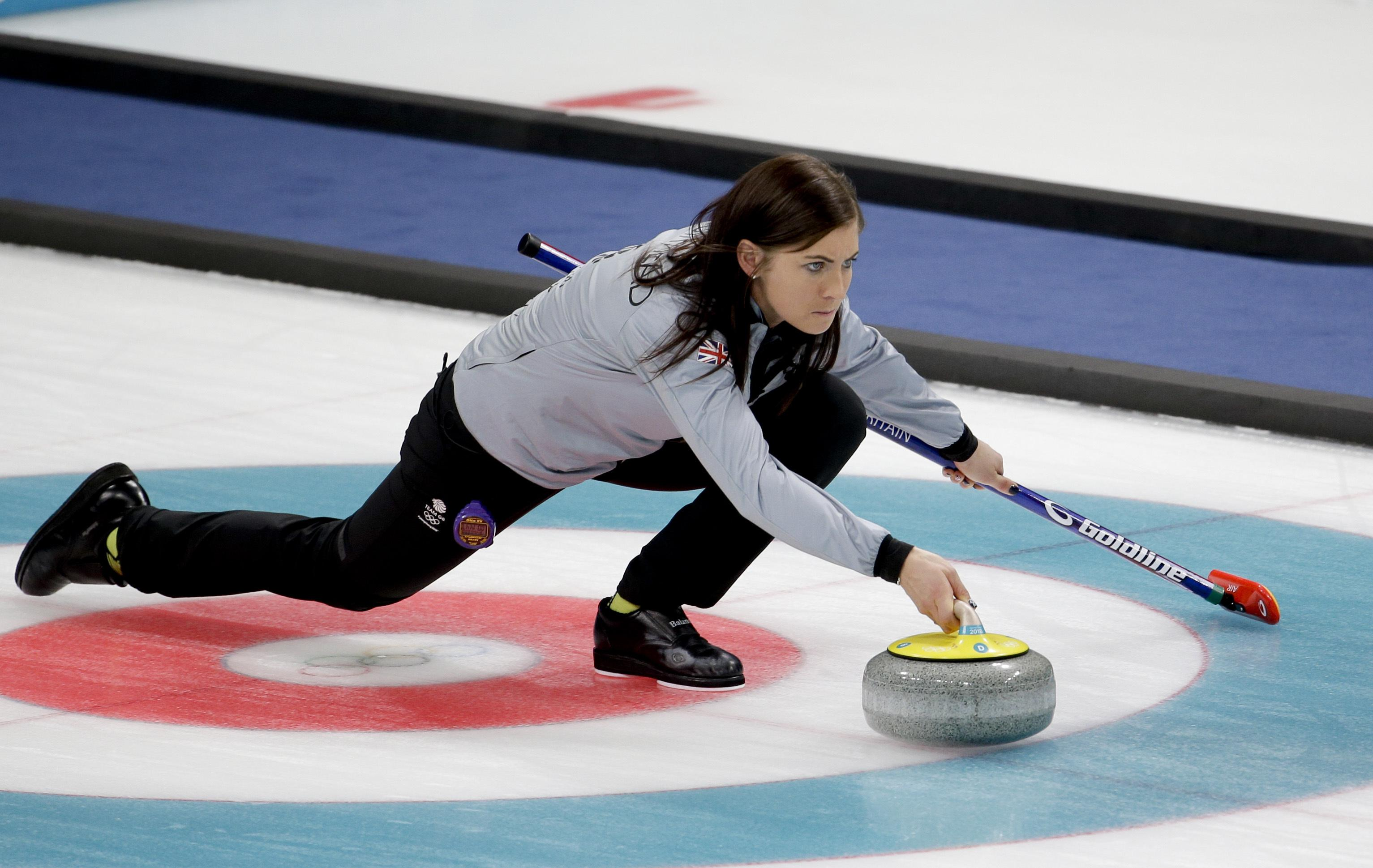 Eve Muirhead will be looking for a repeat of her gold medal in Sochi