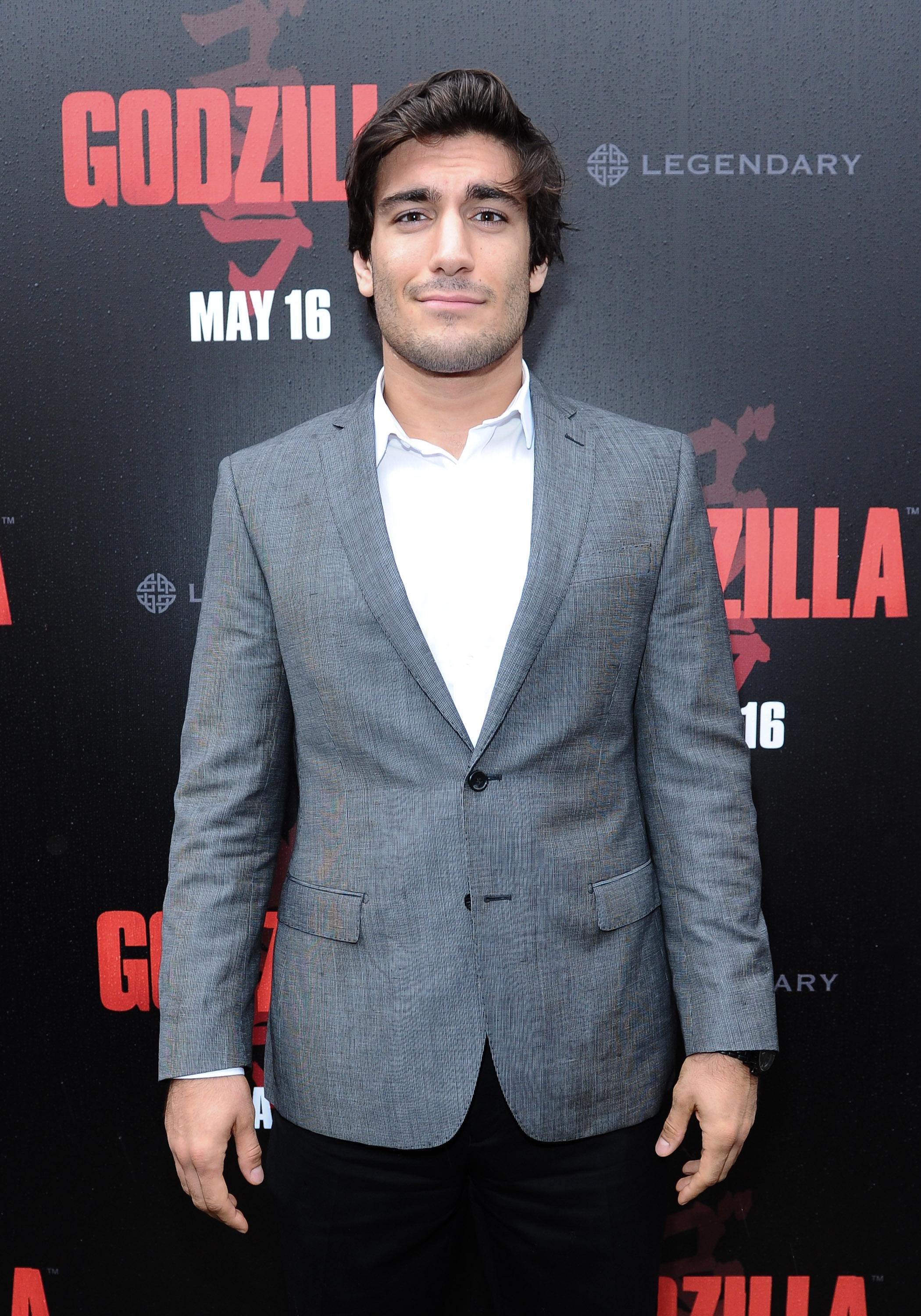 Canadian UFC fighter Elias Theodorou is set to star as the lead in a movie