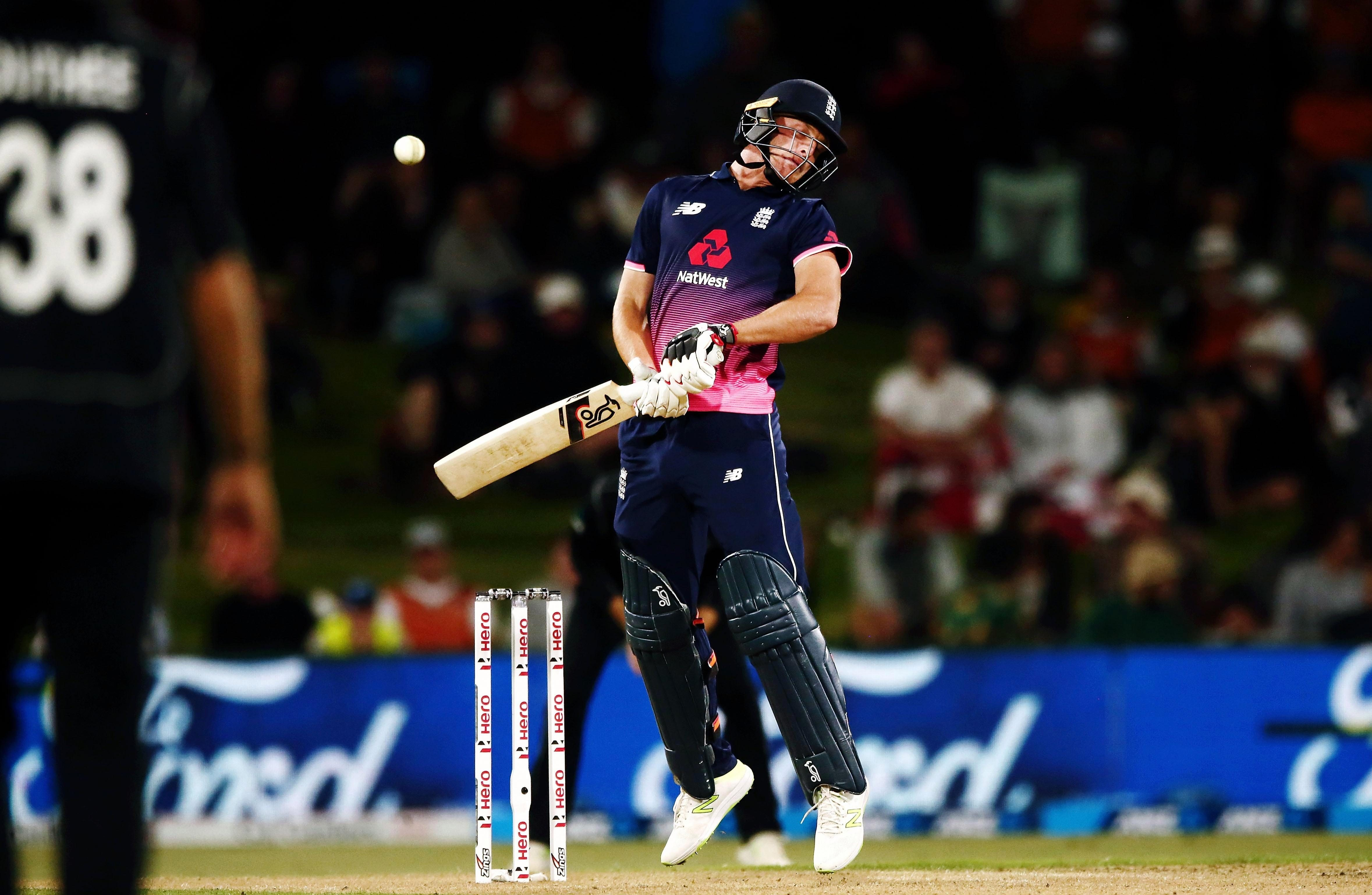 Jos Buttler helped Ben Stokes take England over the line