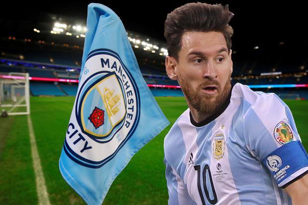 Image result for messi argentina Etihad Stadium bbc