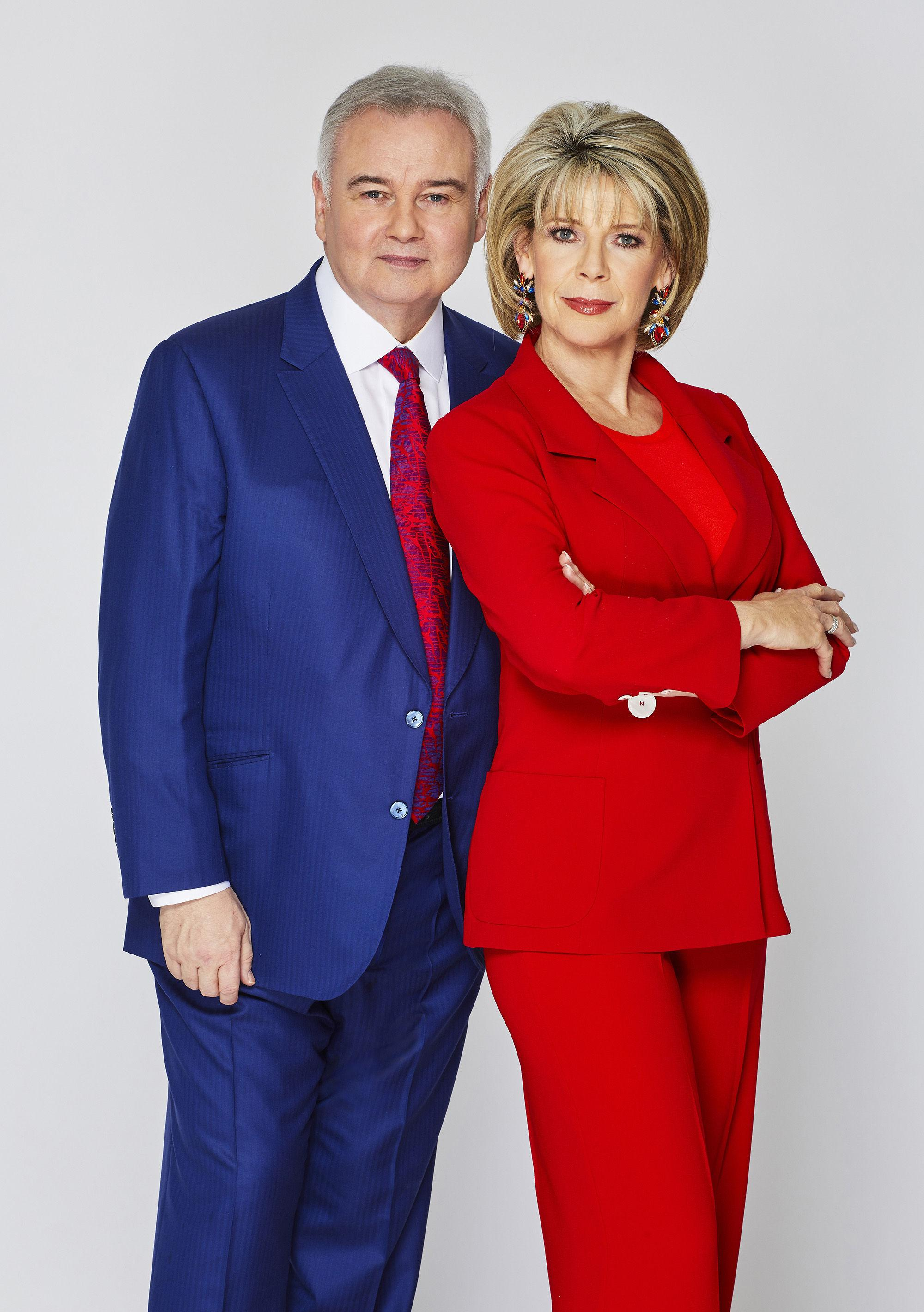 Watch Ruth and Eamonn's new show, Do The Right Thing, proved a huge hit with viewers video