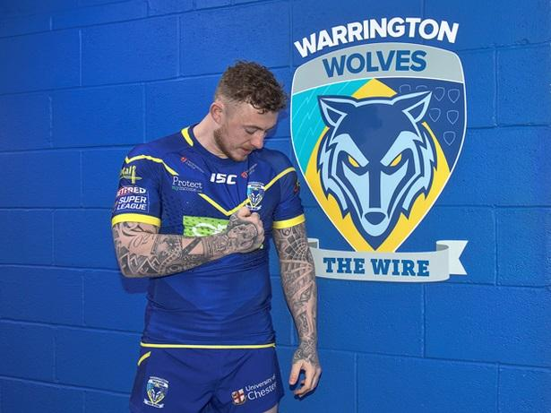 Josh Charnley admits time out of rugby league opened his eyes to what it's missing