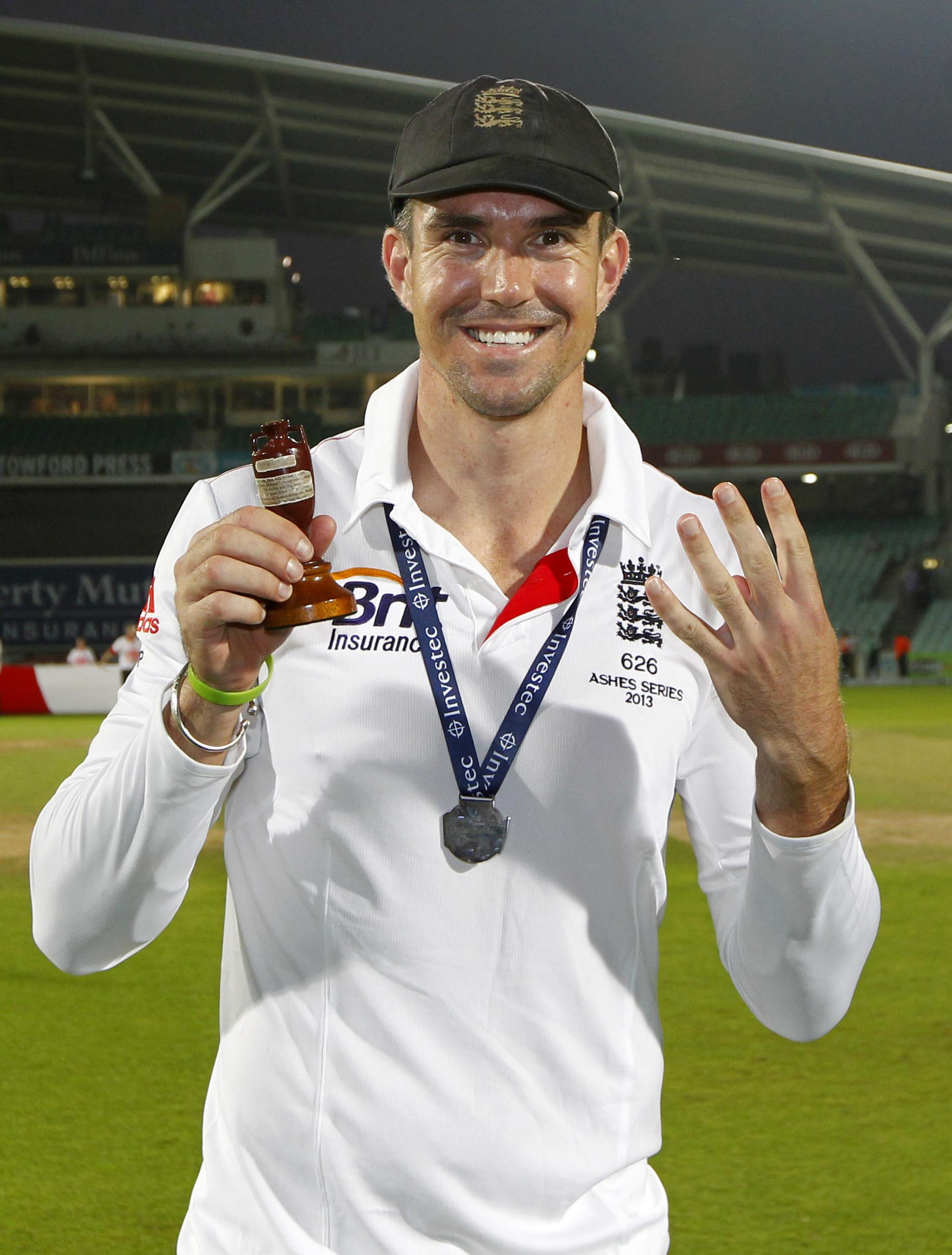 Kevin Pietersen won a number of Ashes series in some of England's best years