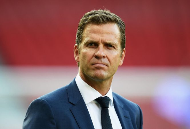 Oliver Bierhoff has a degree in economics