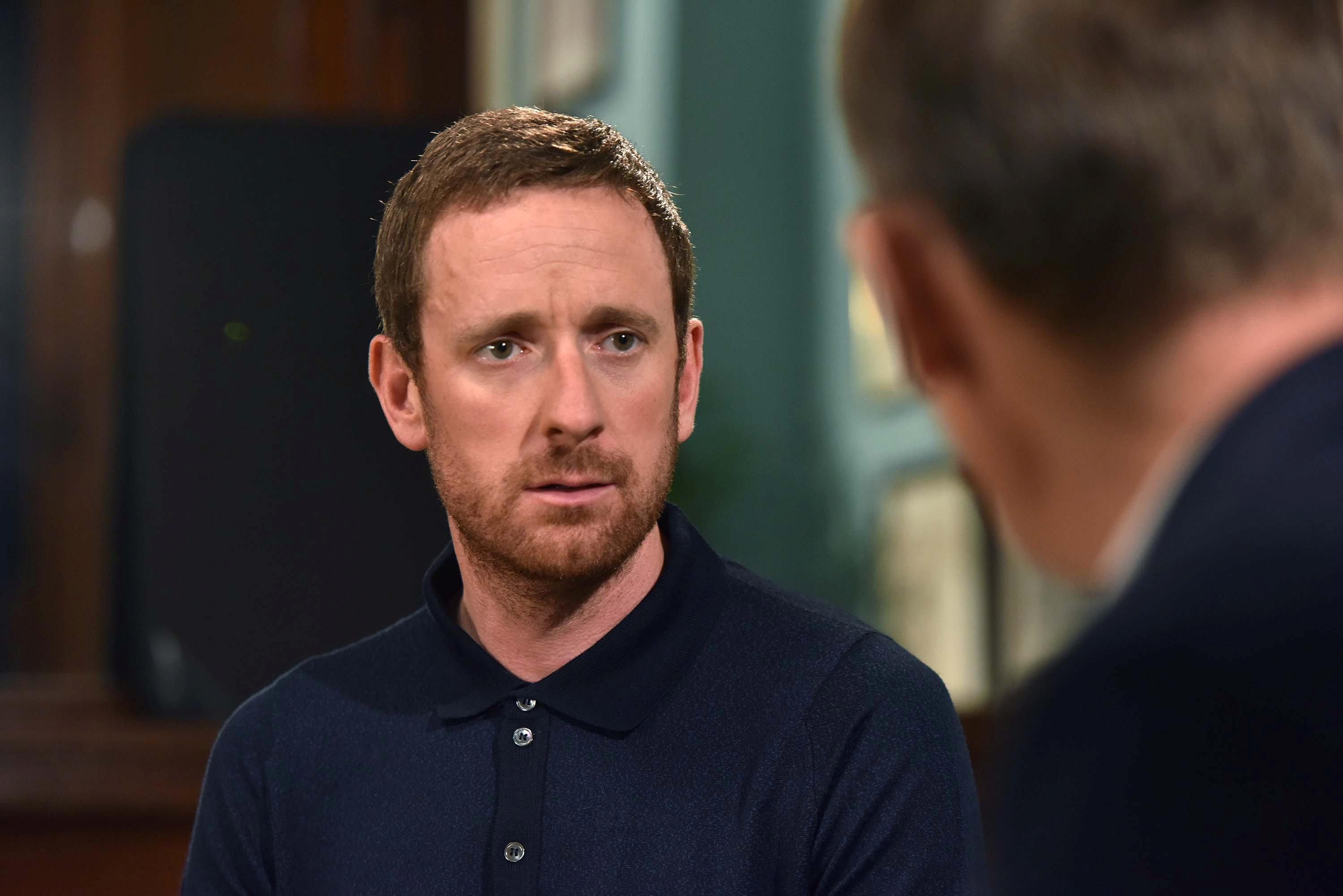 Wiggins has come out fighting after the DCMS report and insisted he has never broken any doping rules