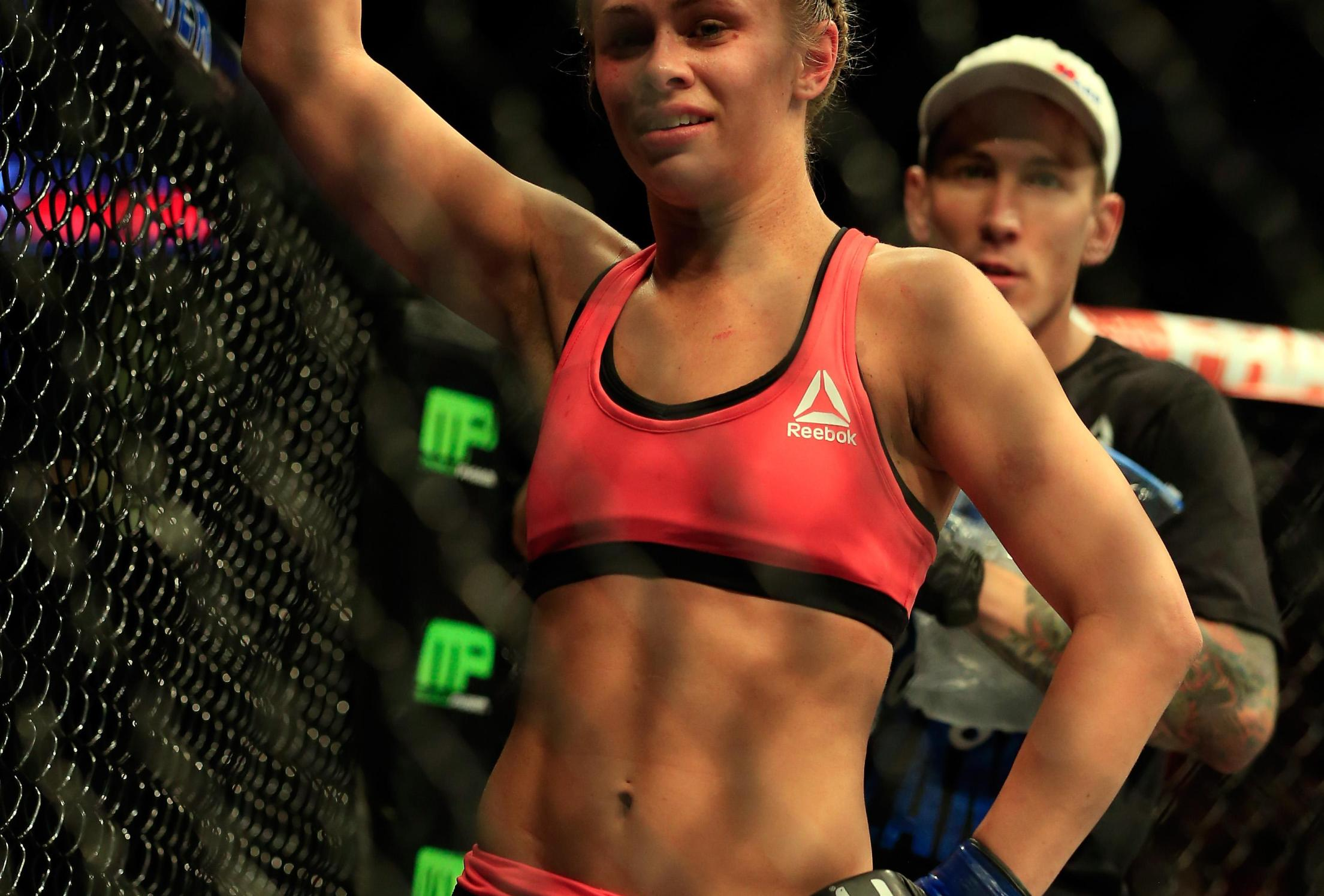 Paige VanZant says she would definitely not turn down the chance to fight in WWE