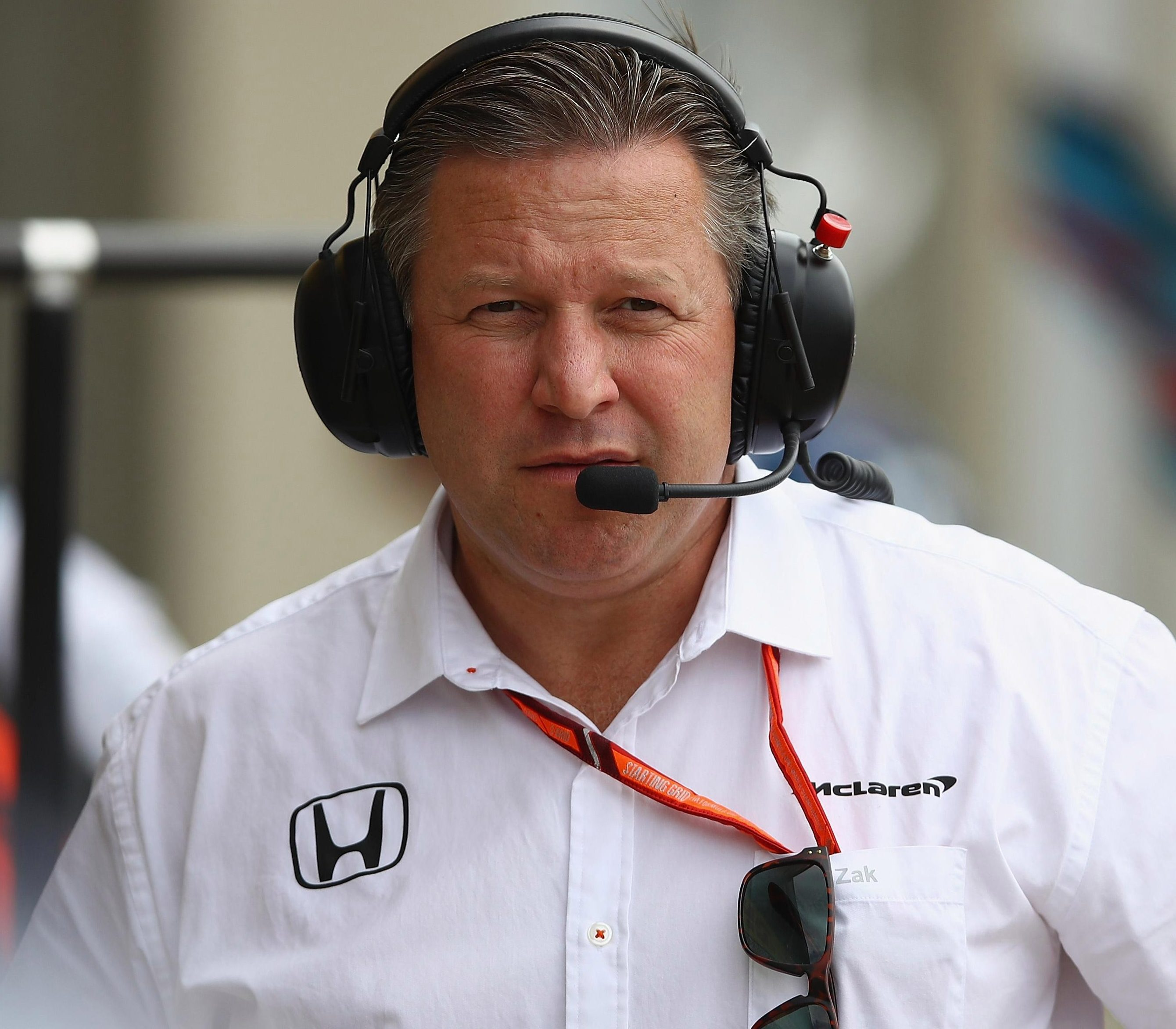 Says McLaren executive director Zak Brown: 'We all know they have a very close alliance with Ferrari. We need to make sure it's not too close'