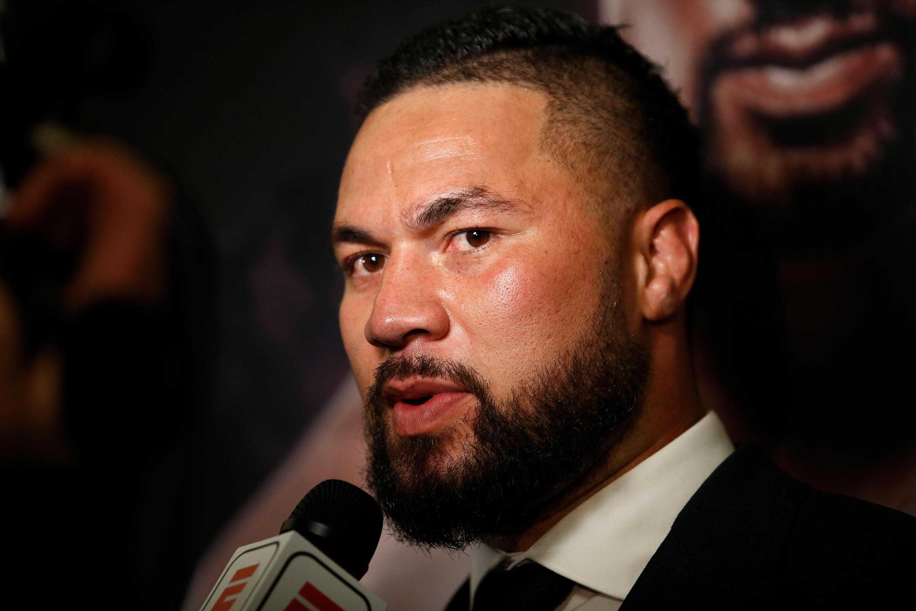 Joseph Parker is hoping surgery will have him at his best for Anthony Joshua fight