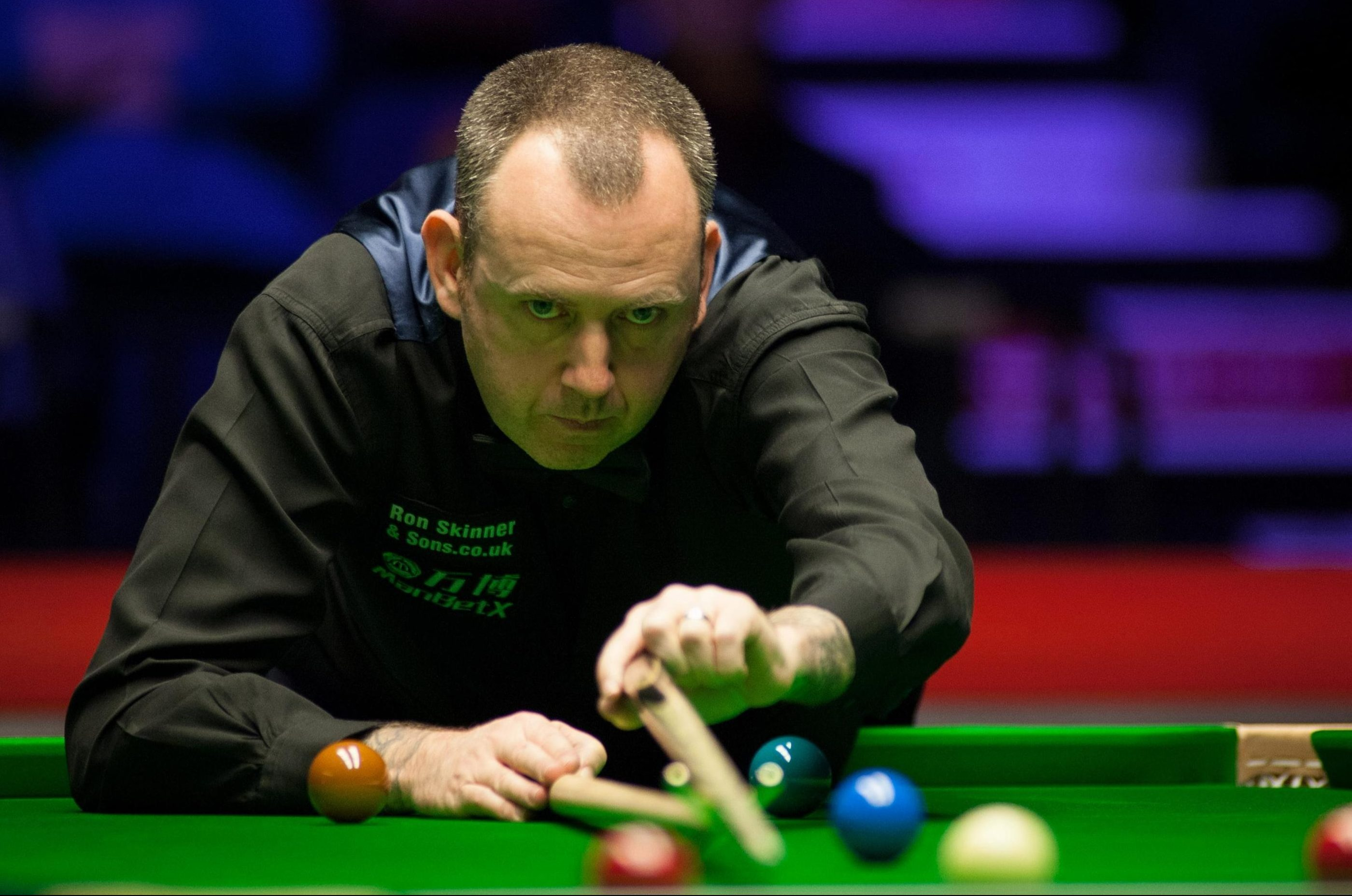 Welshman Mark Williams says he knew he was in for a long frame - with what he rated was only a million-to-one chance of winning it