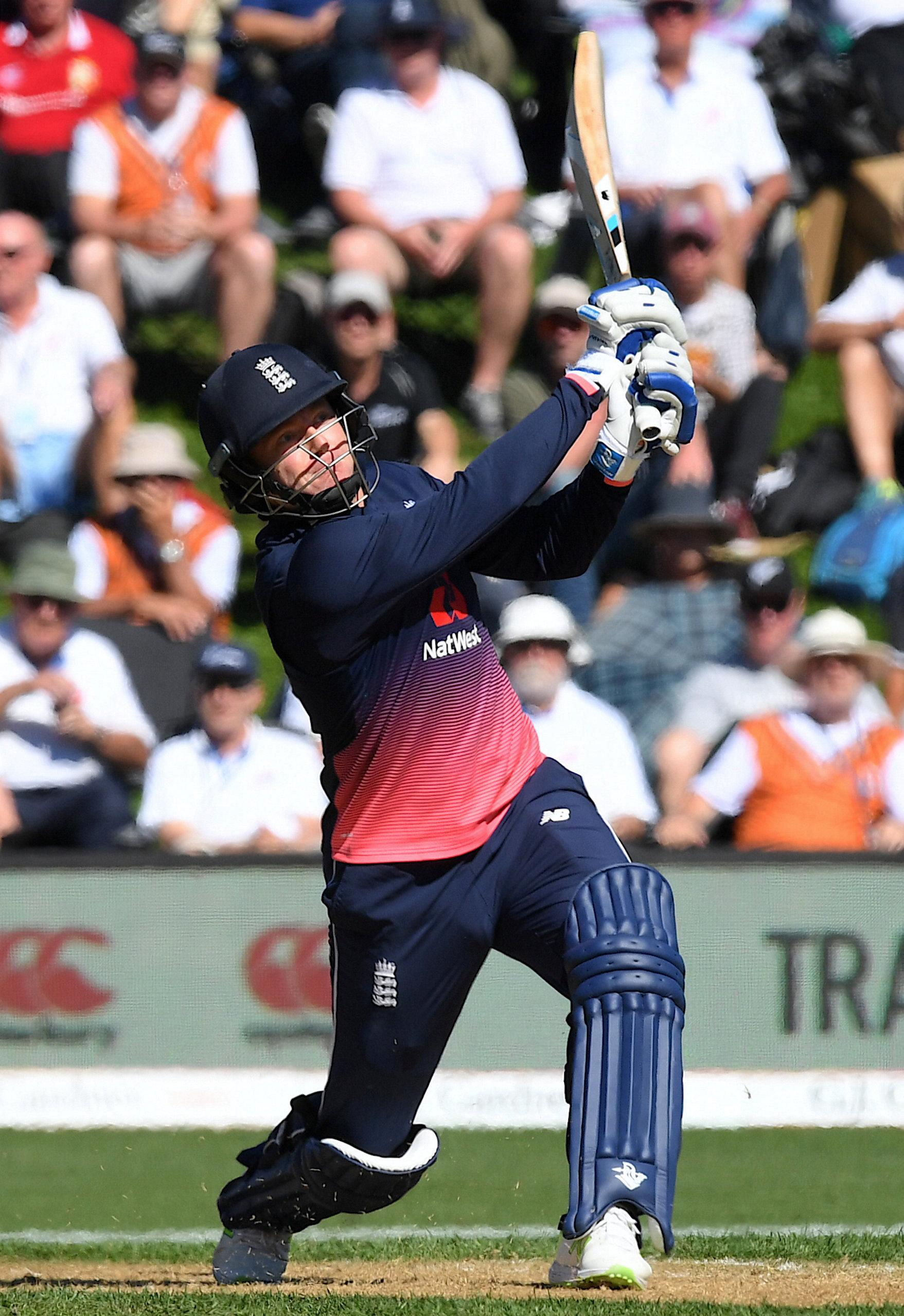 Jonny Bairstow had helped put England in a commanding position with his 137