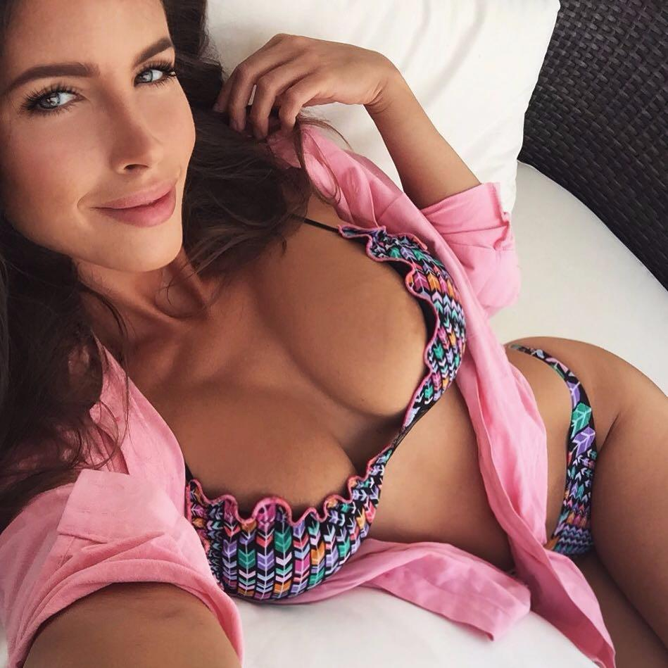 Javorcekova in no stranger to hitting the headlines due to her raunchy pictures