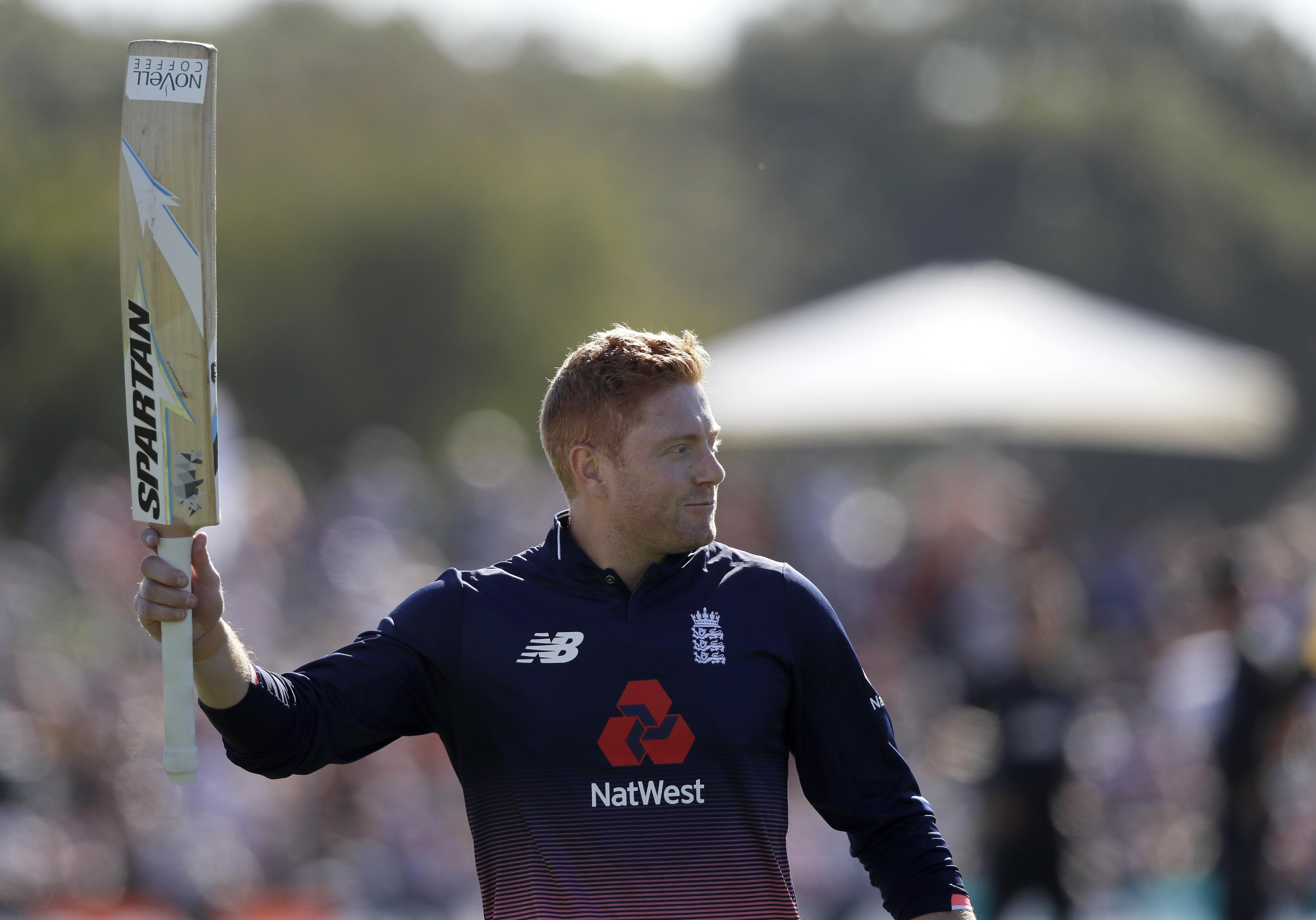 Jonny Bairstow proved too hot for New Zealand to handle with nine fours and six sixes