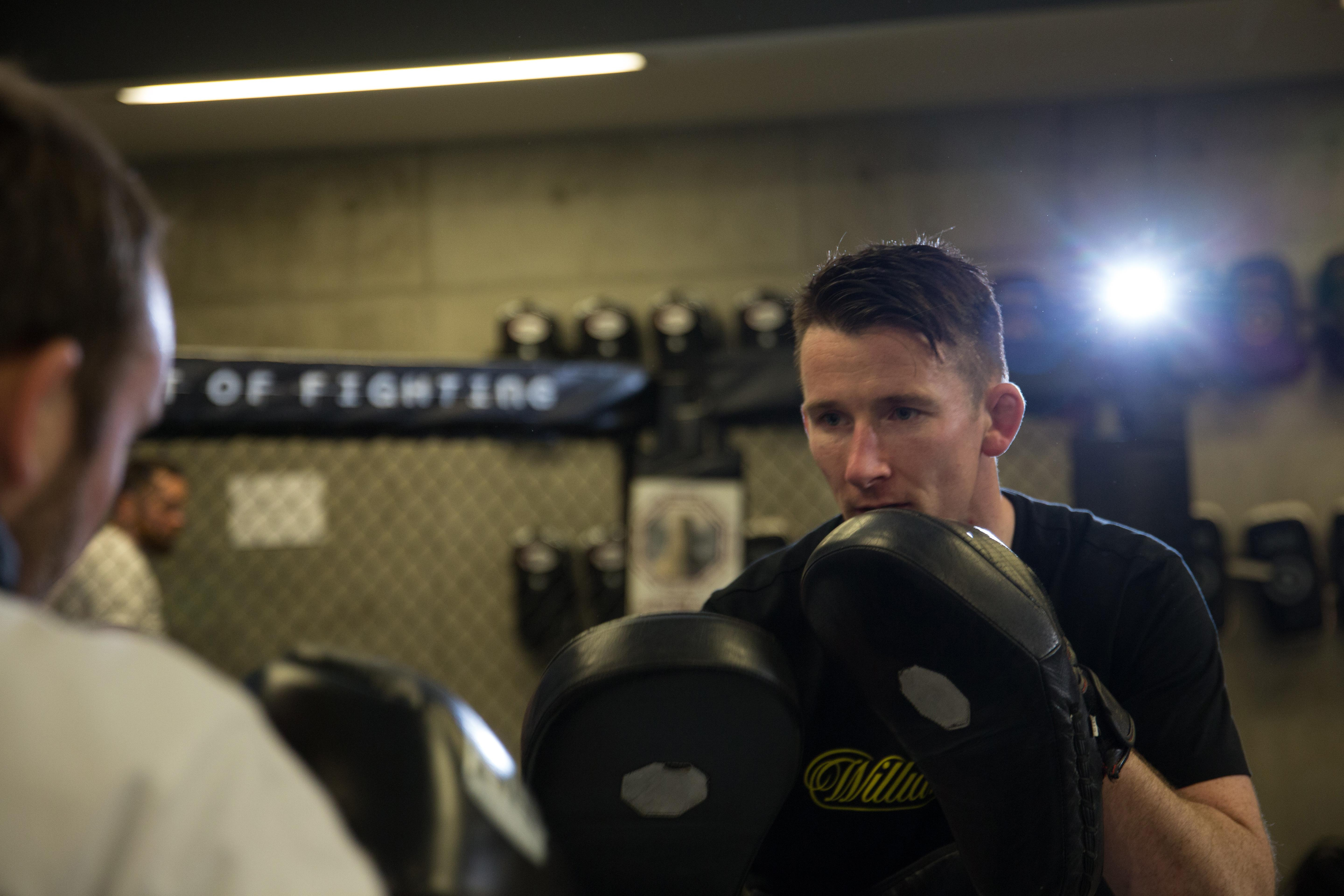 Owen Roddy and Conor McGregor insist that 'timing beats speed and precision beats power'