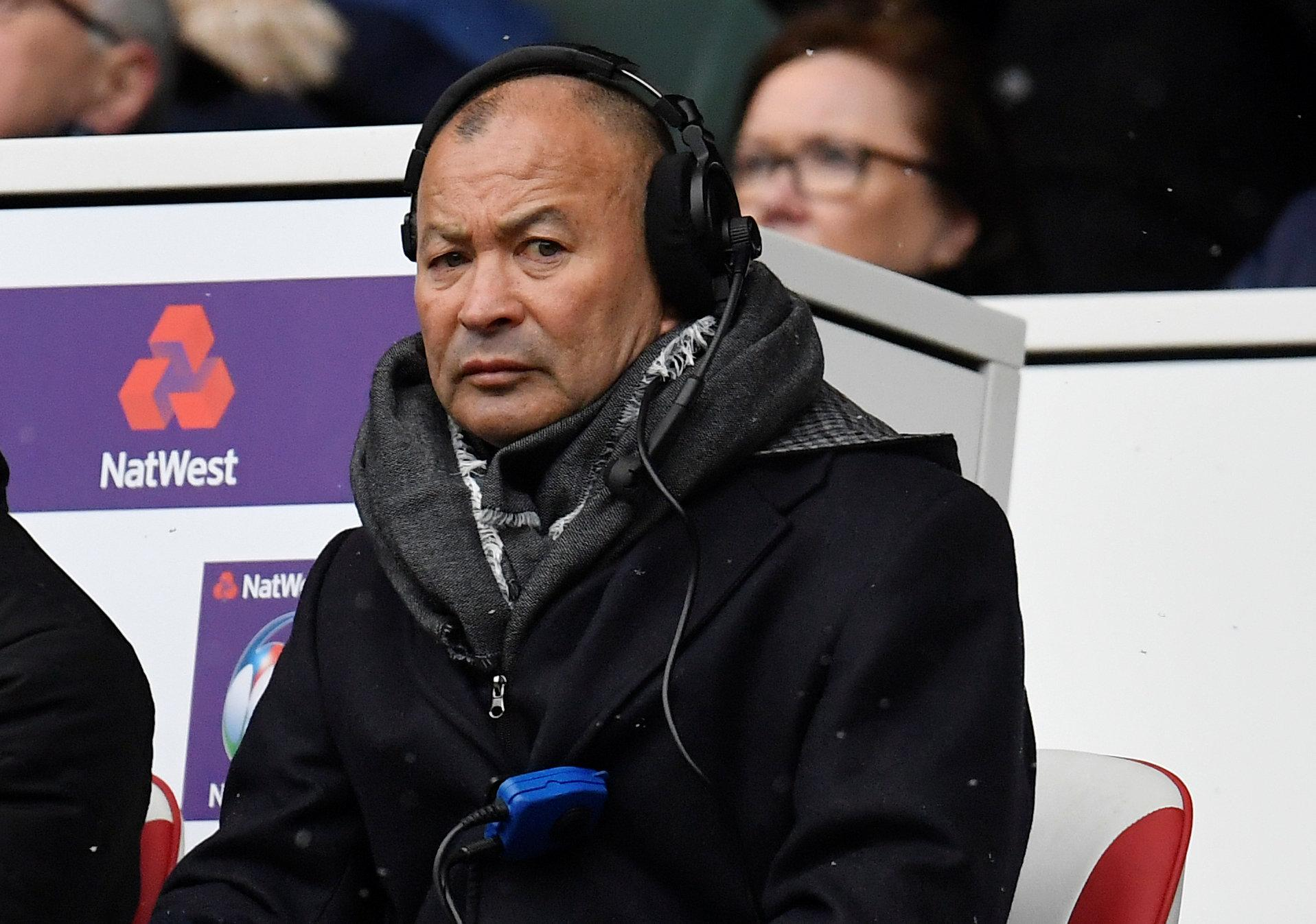 Eddie Jones will know he made mistakes with England