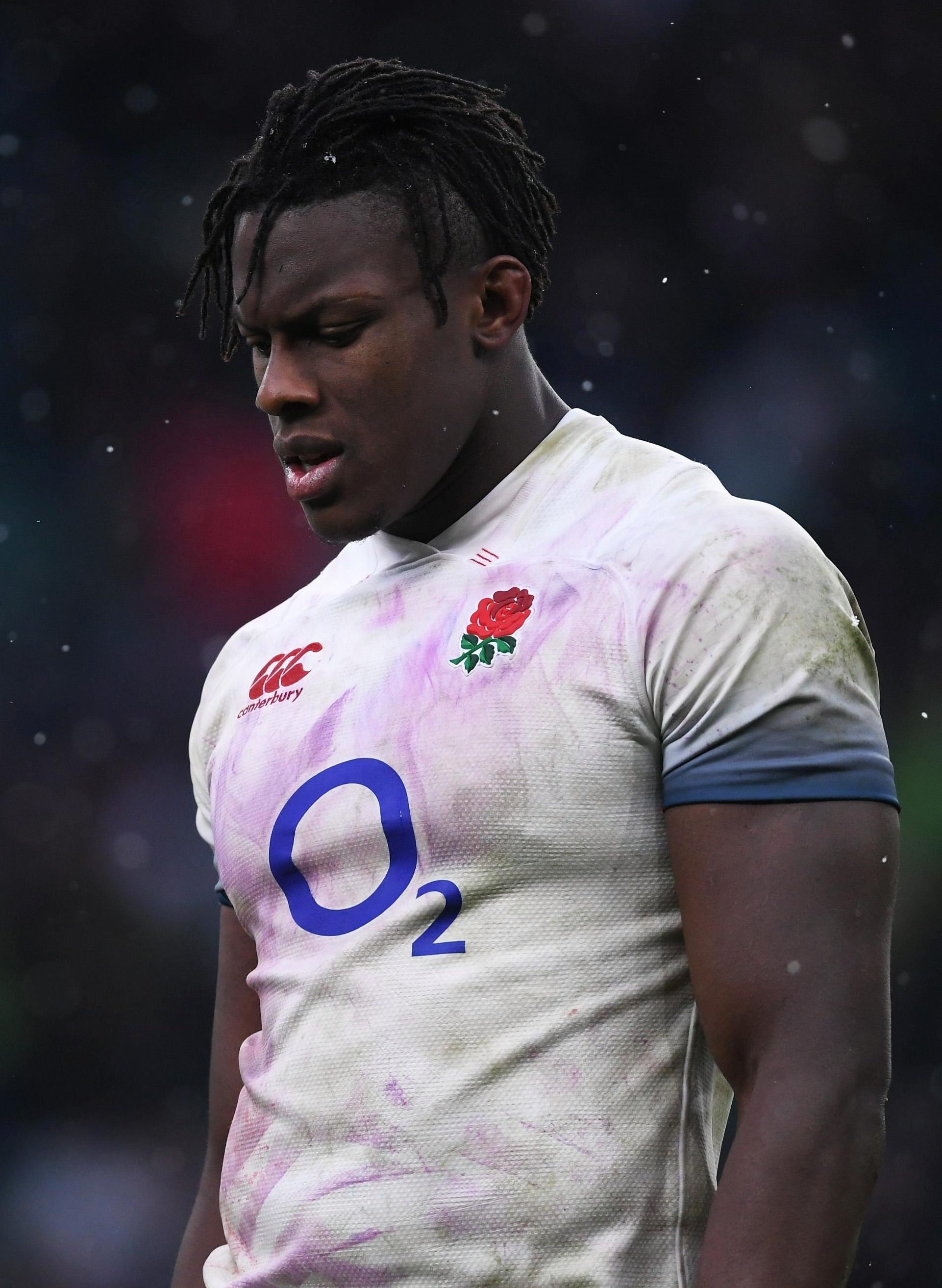 Maro Itoje might have a new partner in the second row for England
