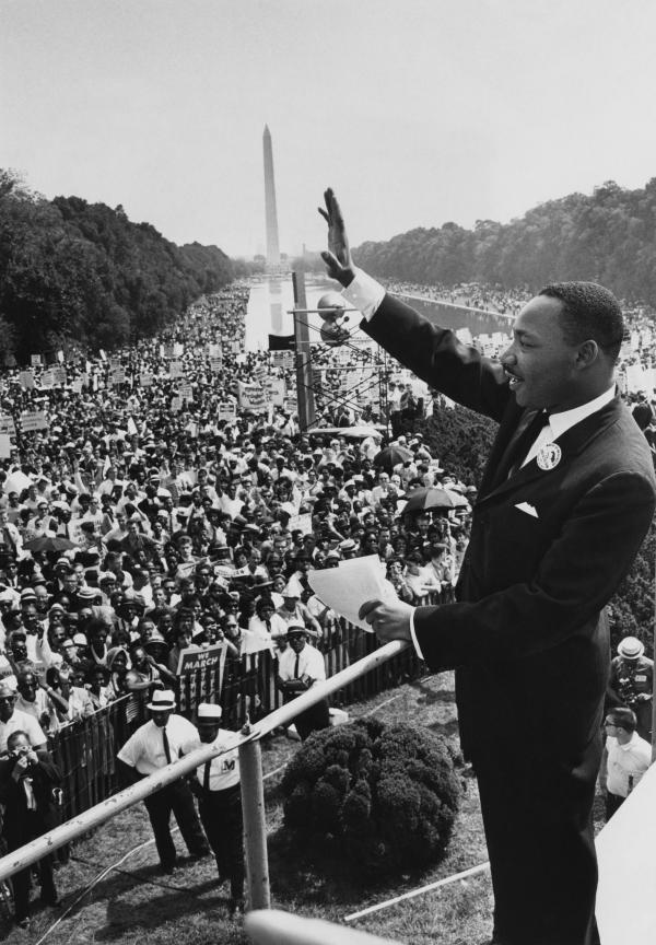 martin luther king i have a dream # 23