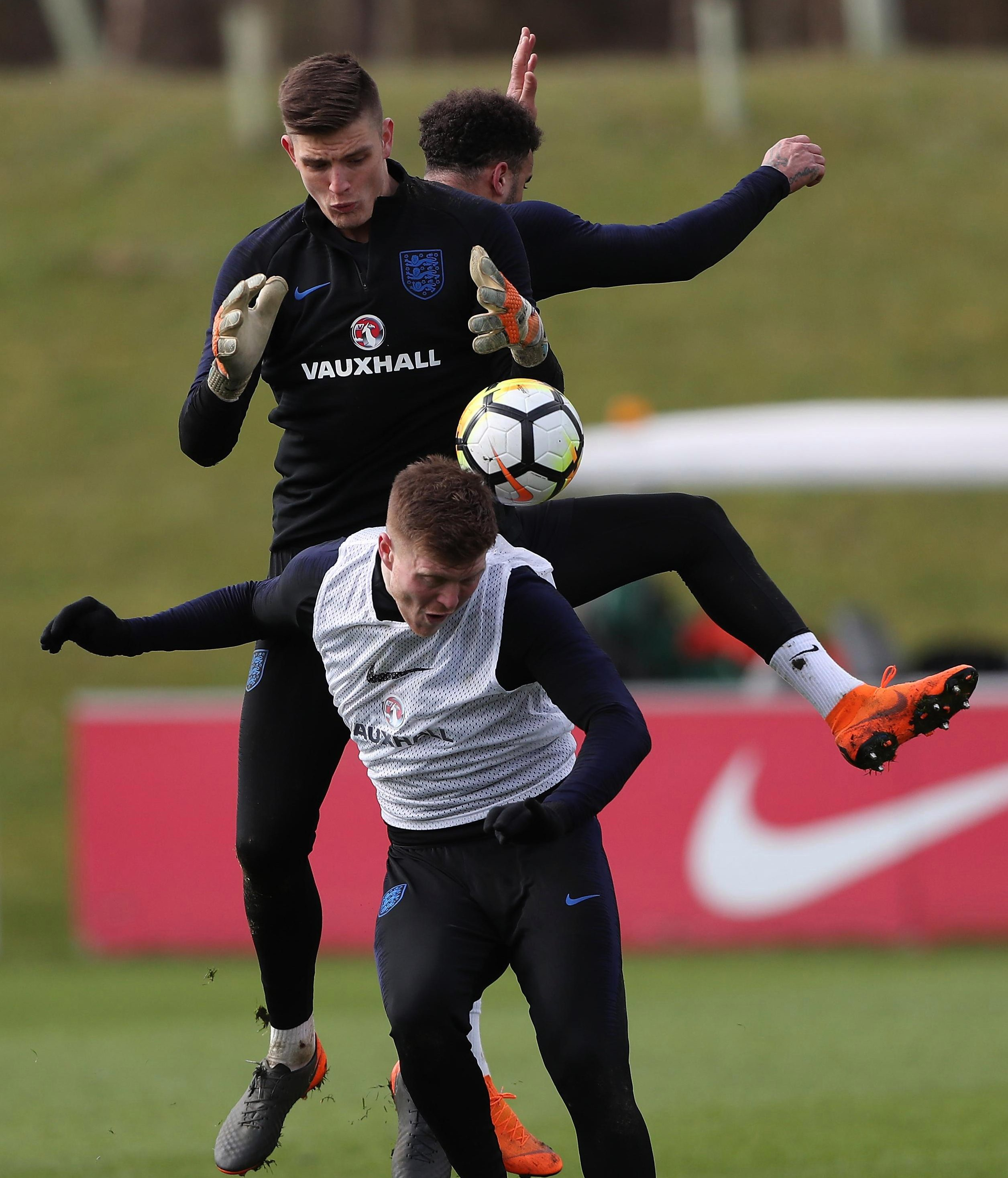 Few Premier League aces have had such an unusual route to the top as Nick Pope