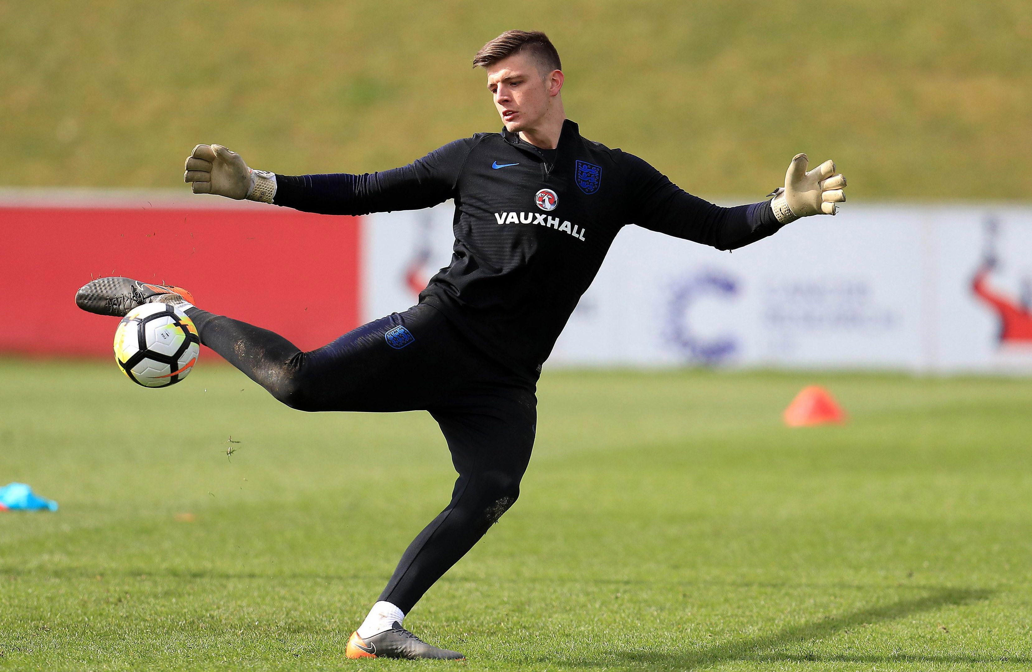 Clarets' ever-consistent Nick Pope is closing in on his Three Lions debut
