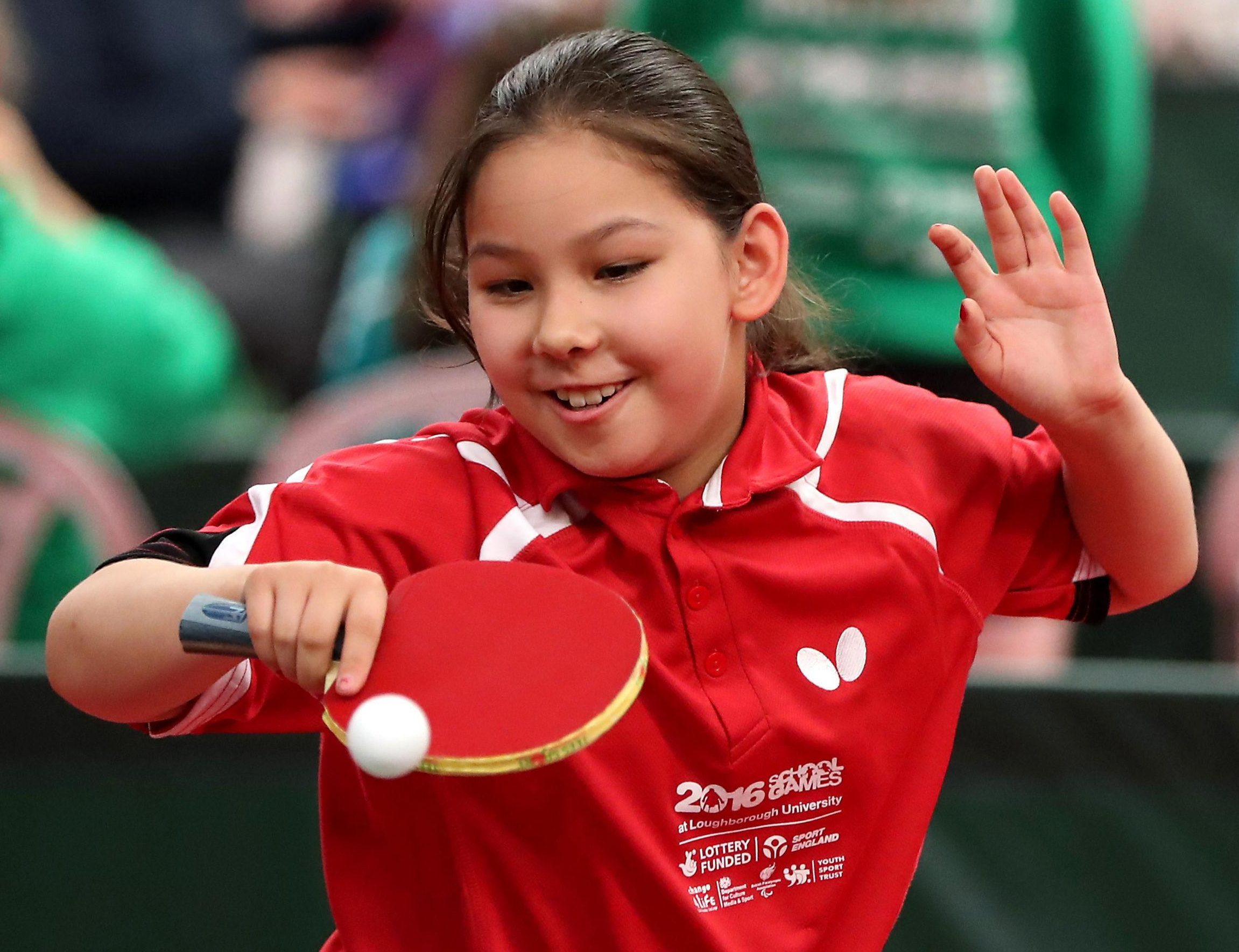 Table tennis sensation Anna Hursey will be Wales' youngest ever competitor at the Commonwealth Games