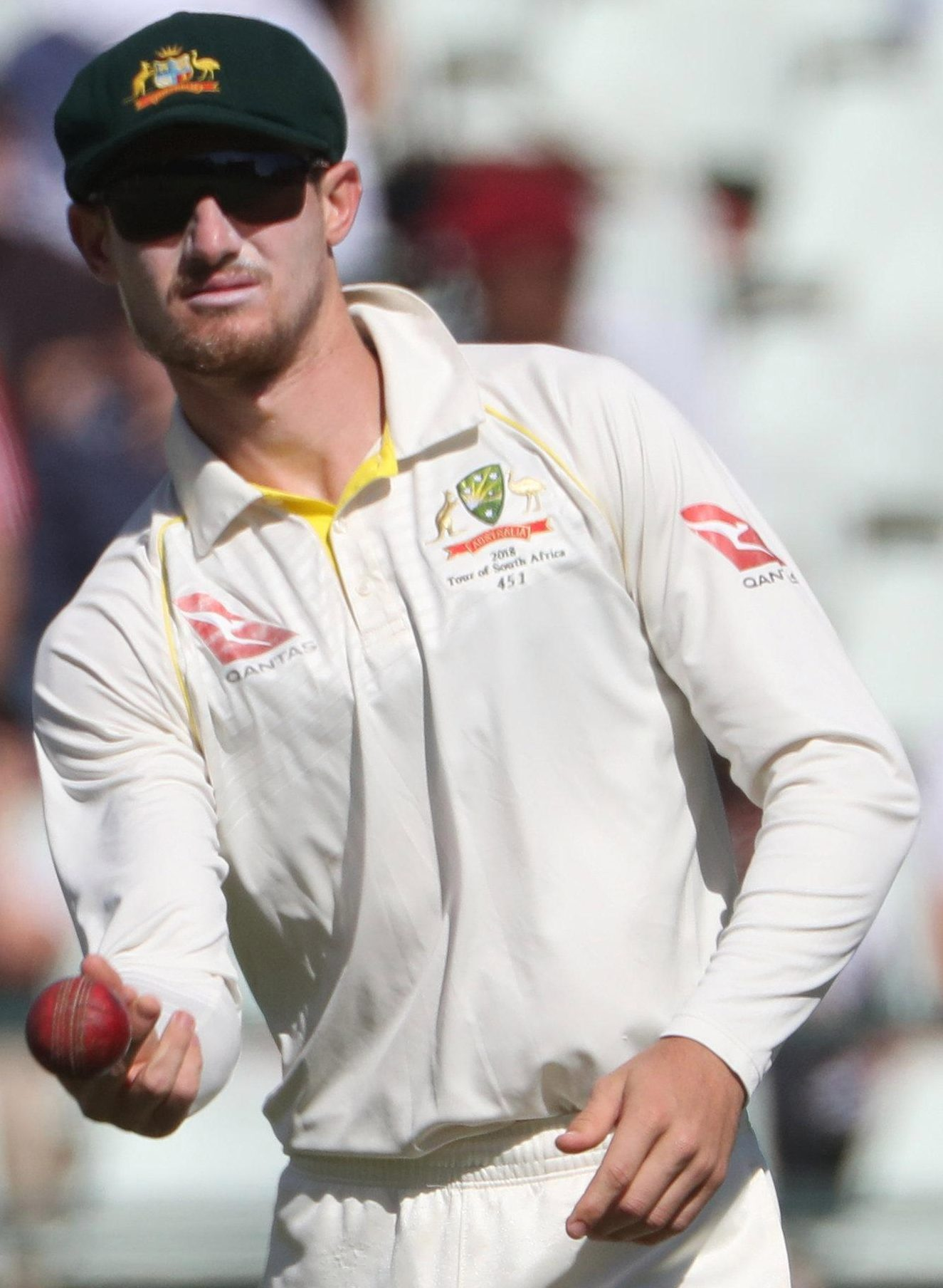Cameron Bancroft won't be joining Somerset now