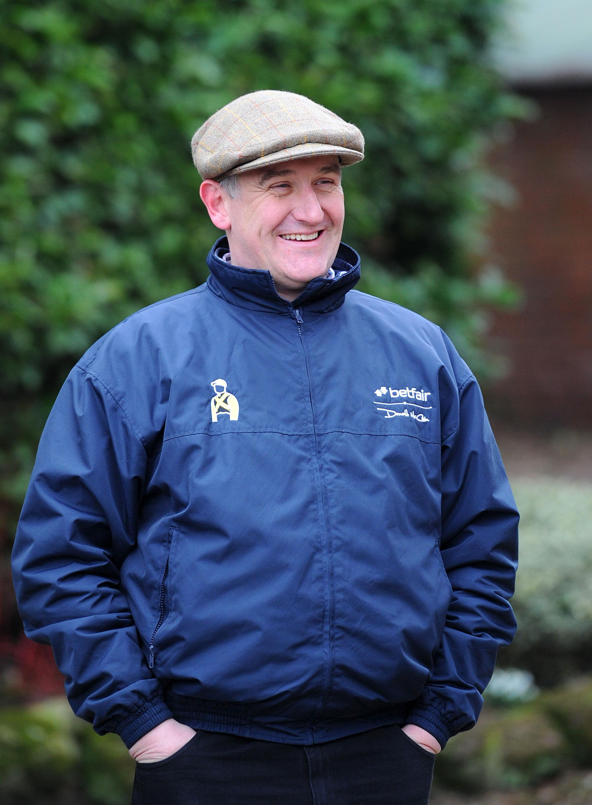 Donald McCain's Chti Balko is Templegate's best bet for the day