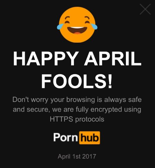 Pornhub pretended to automatically video share to users social media accounts in 2017