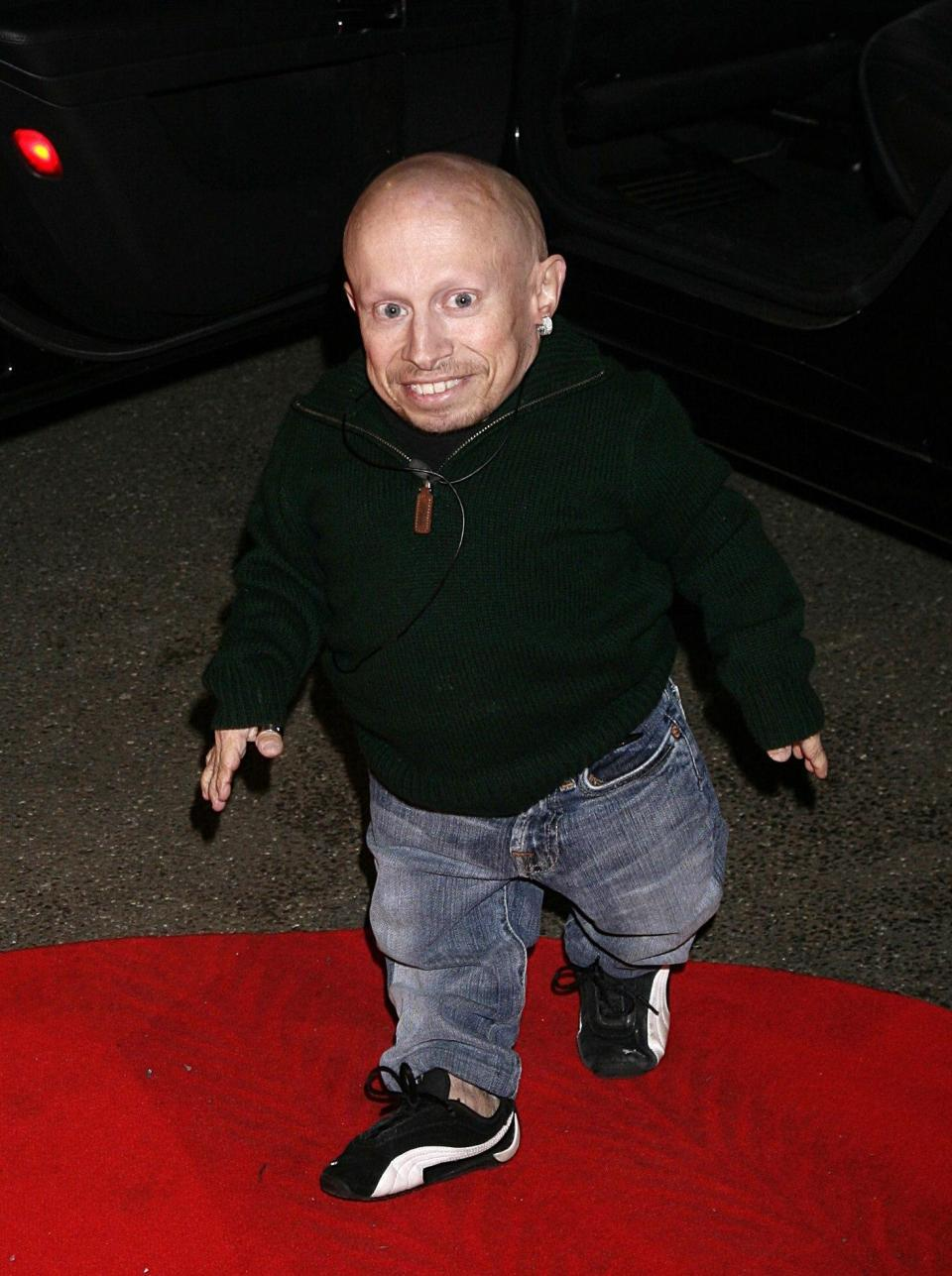 Verne Troyer dead at 49 - Austin Powers actor passes away