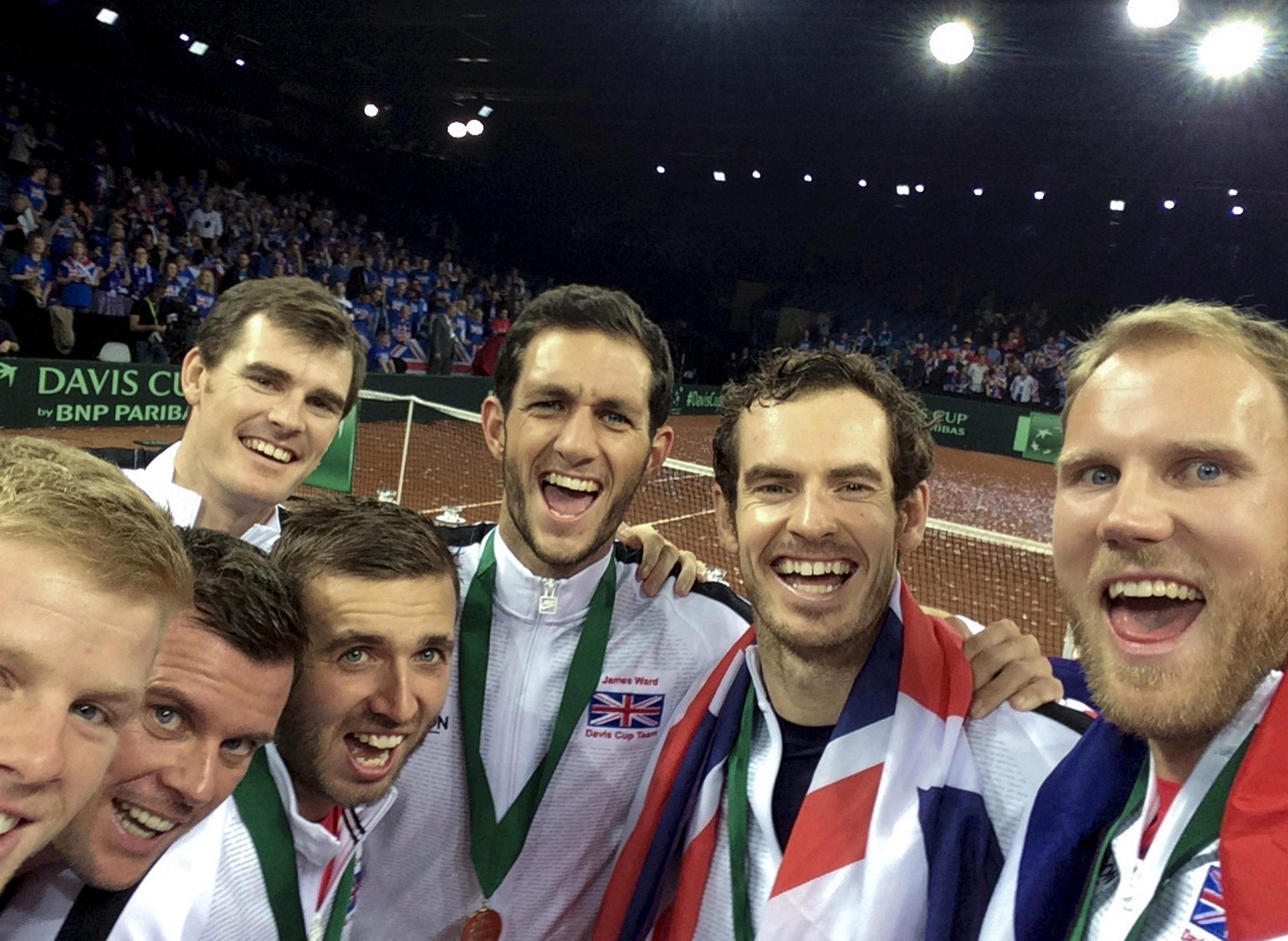 Dan Evans revealed not one of his Davis Cup team-mates spoke to him after drugs shame