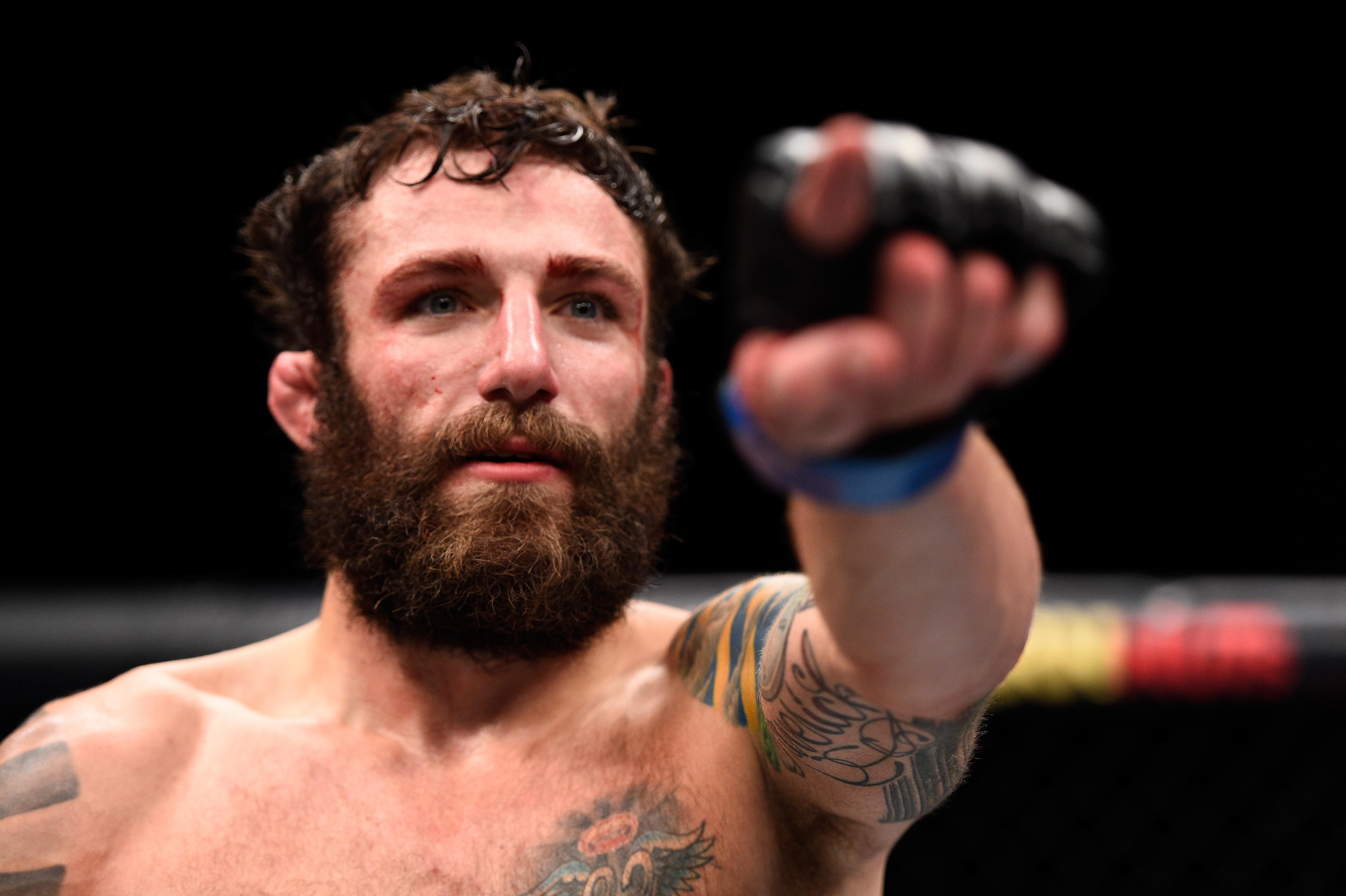 Chiesa was on the bus that was attacked by Conor McGregor