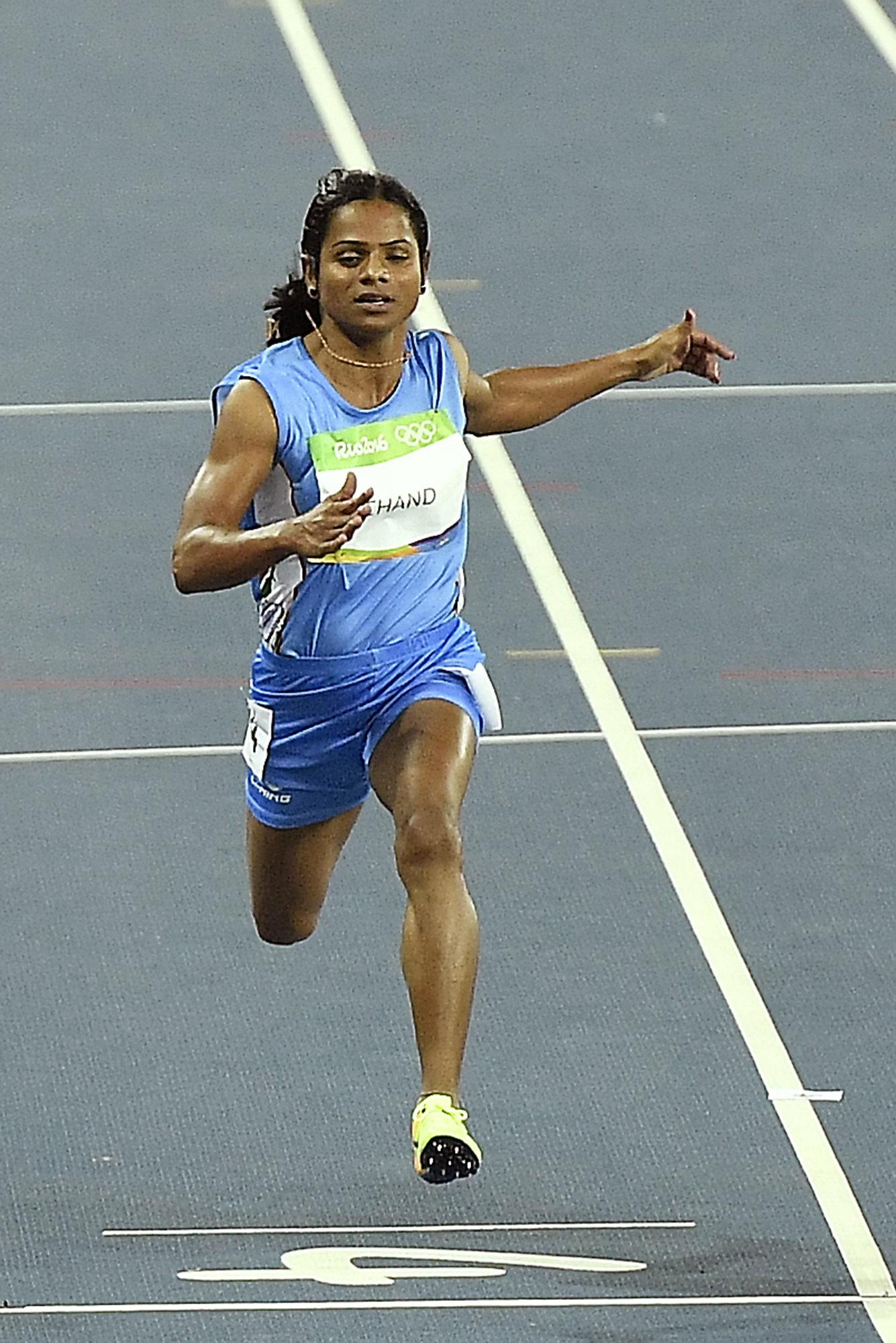 Indian sprinter Dutee Chand is another who has challenged IAAF rulings