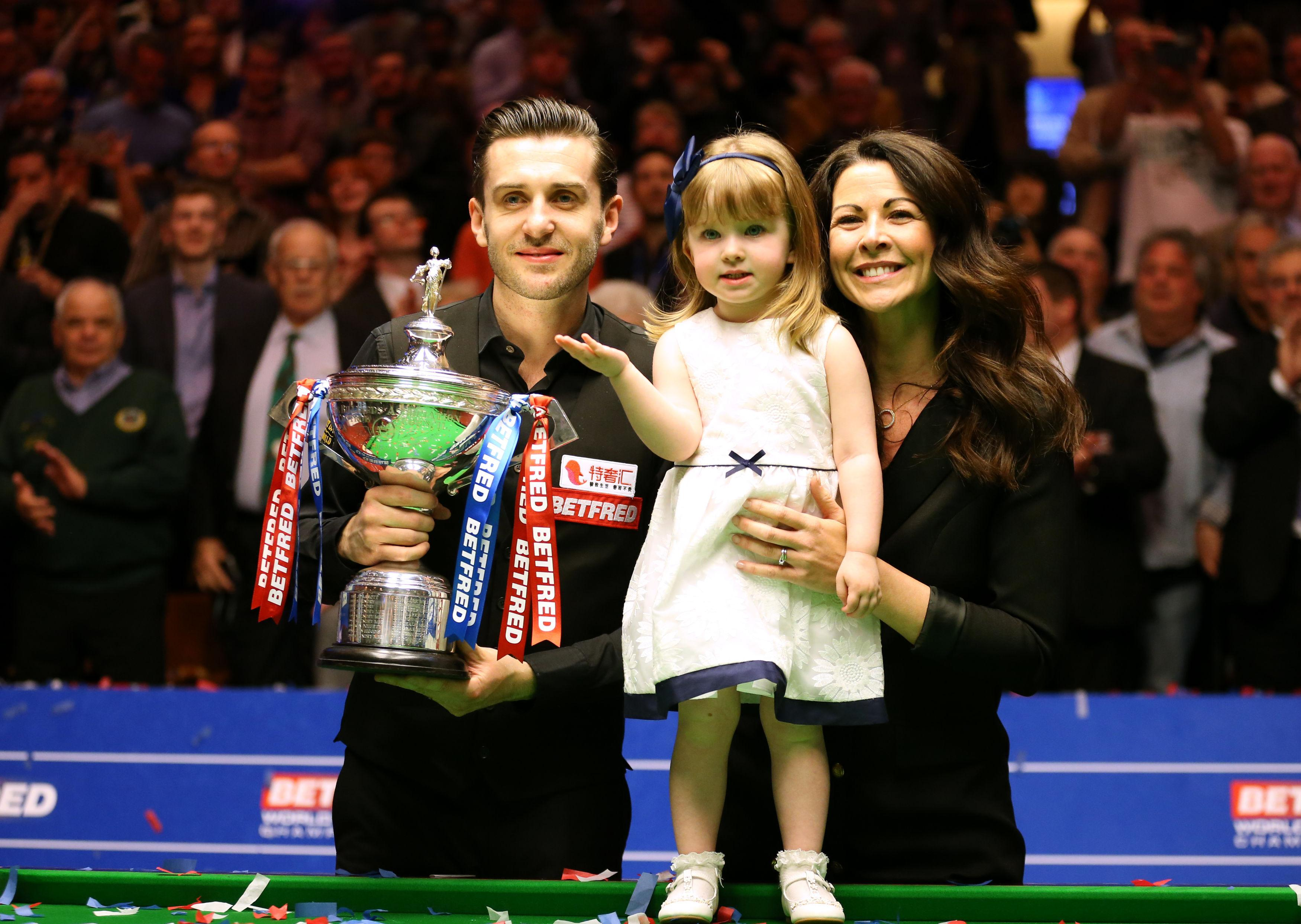 Mark Selby won the tournament in 2016 and 2017