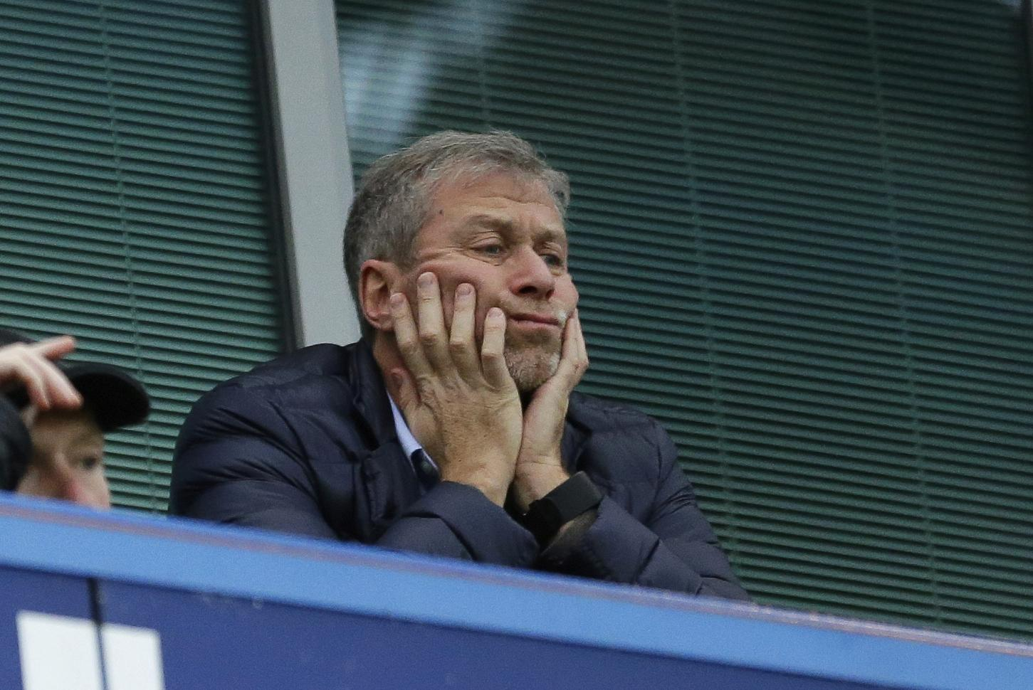 Chelsea owner Roman Abramovich is unlikely to be happy with the stadium news