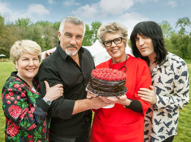 How much are The Great British Bake Off stars paid?
