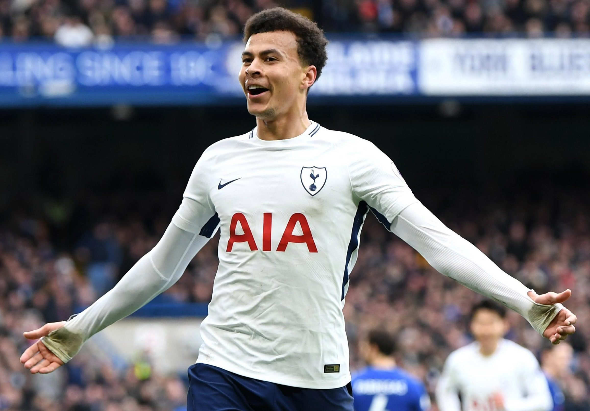 Dele Alli destroyed Chelsea with a double as Spurs came from behind to end their 28-year jinx at Stamford Bridge