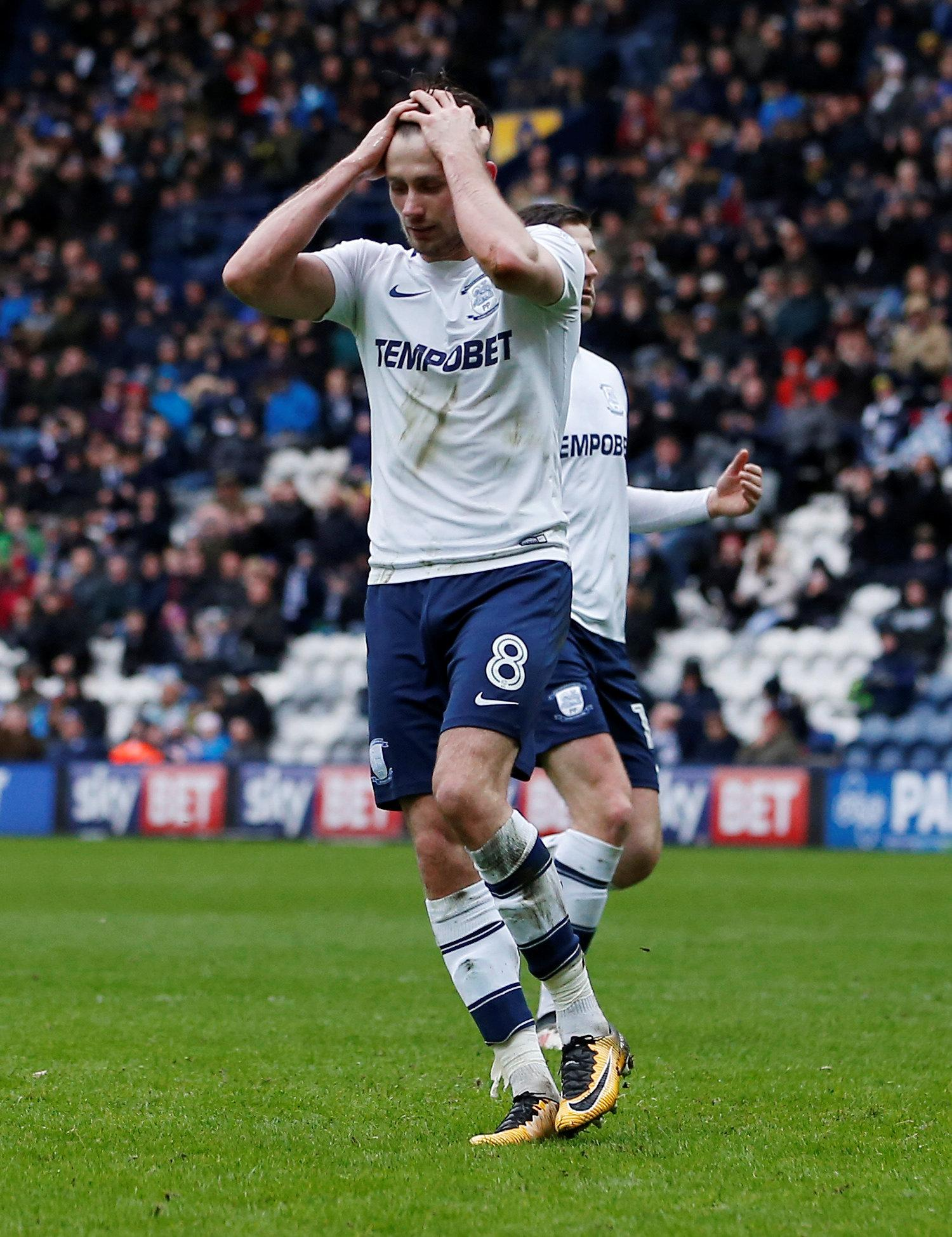 Preston have slipped away from the playoffs after three straight defeats