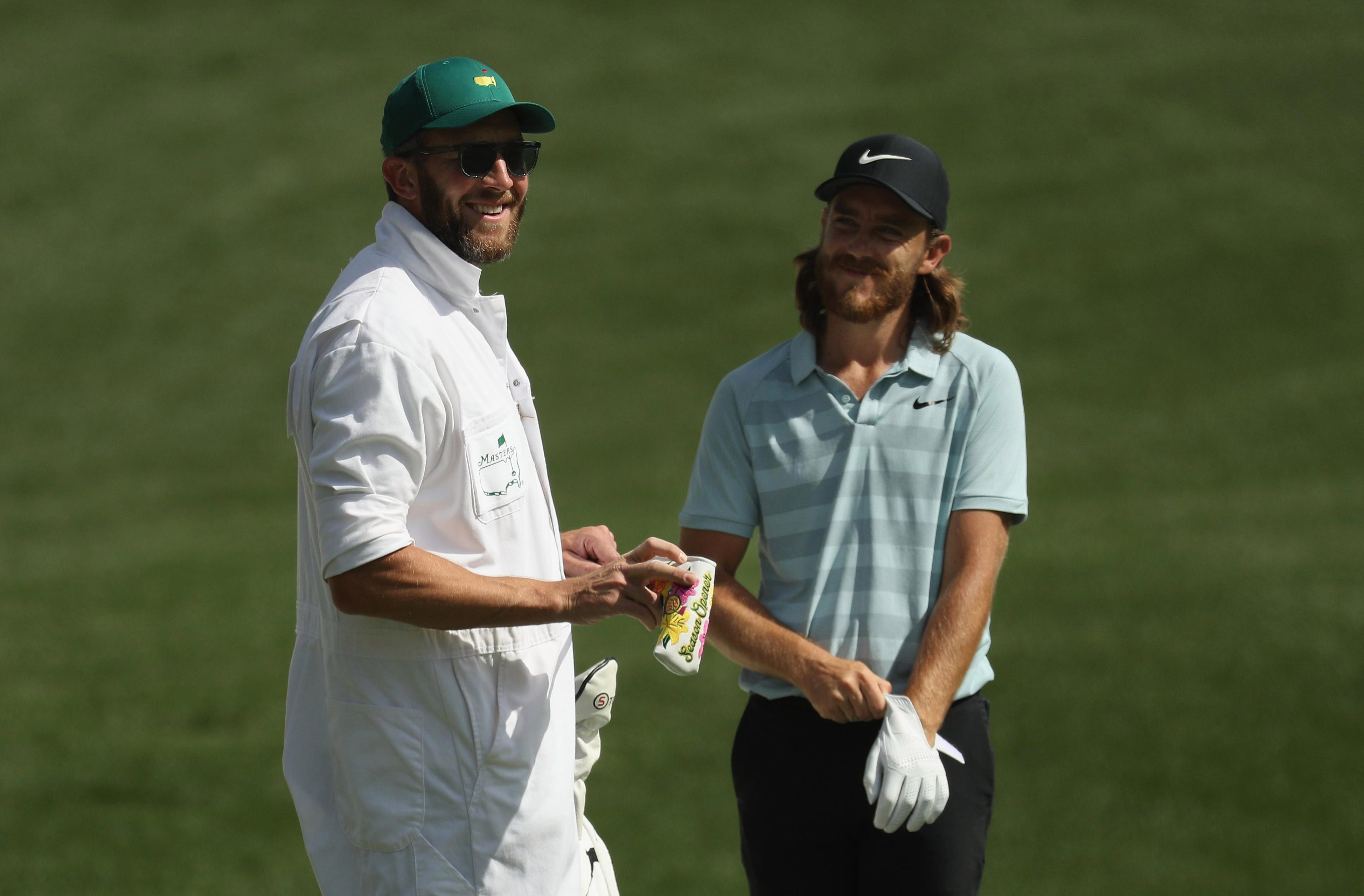 English star Tommy Fleetwood will have to cope with the interest of the galleries following Tiger Woods