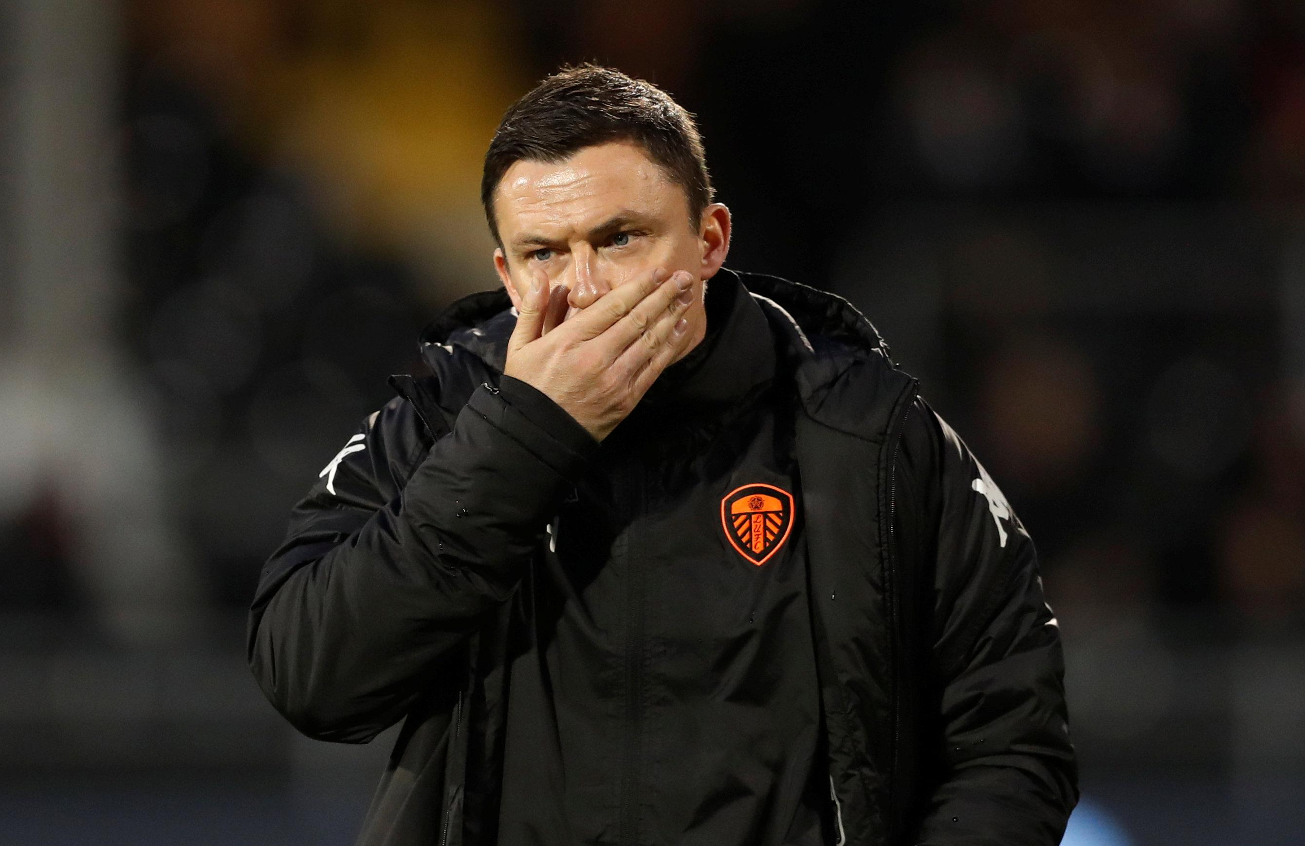 But Paul Heckingbottom's tough time since taking over at Leeds continued with another defeat against Fulham